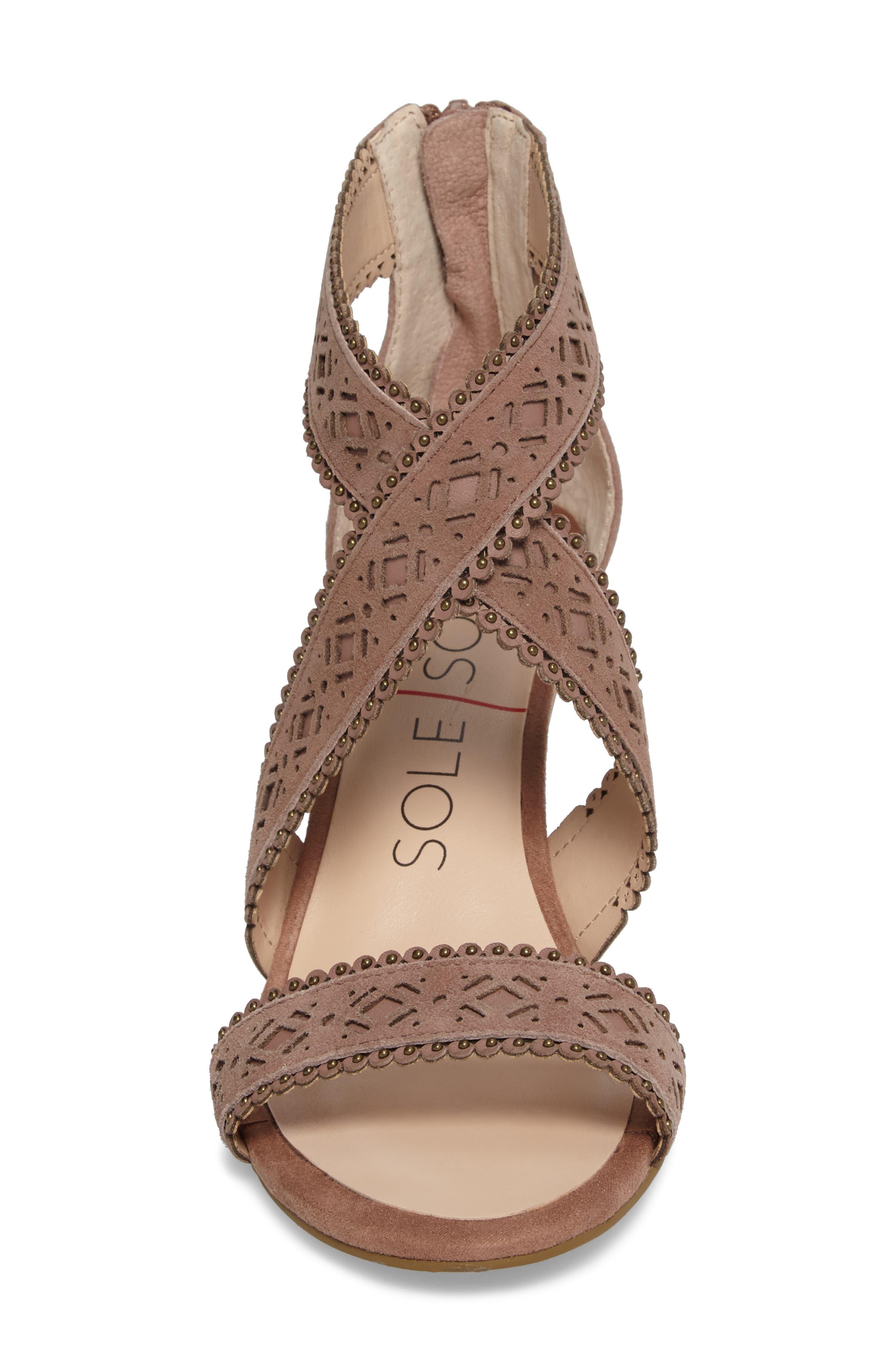 Alternate Image 4  - Sole Society Sandal (Women)