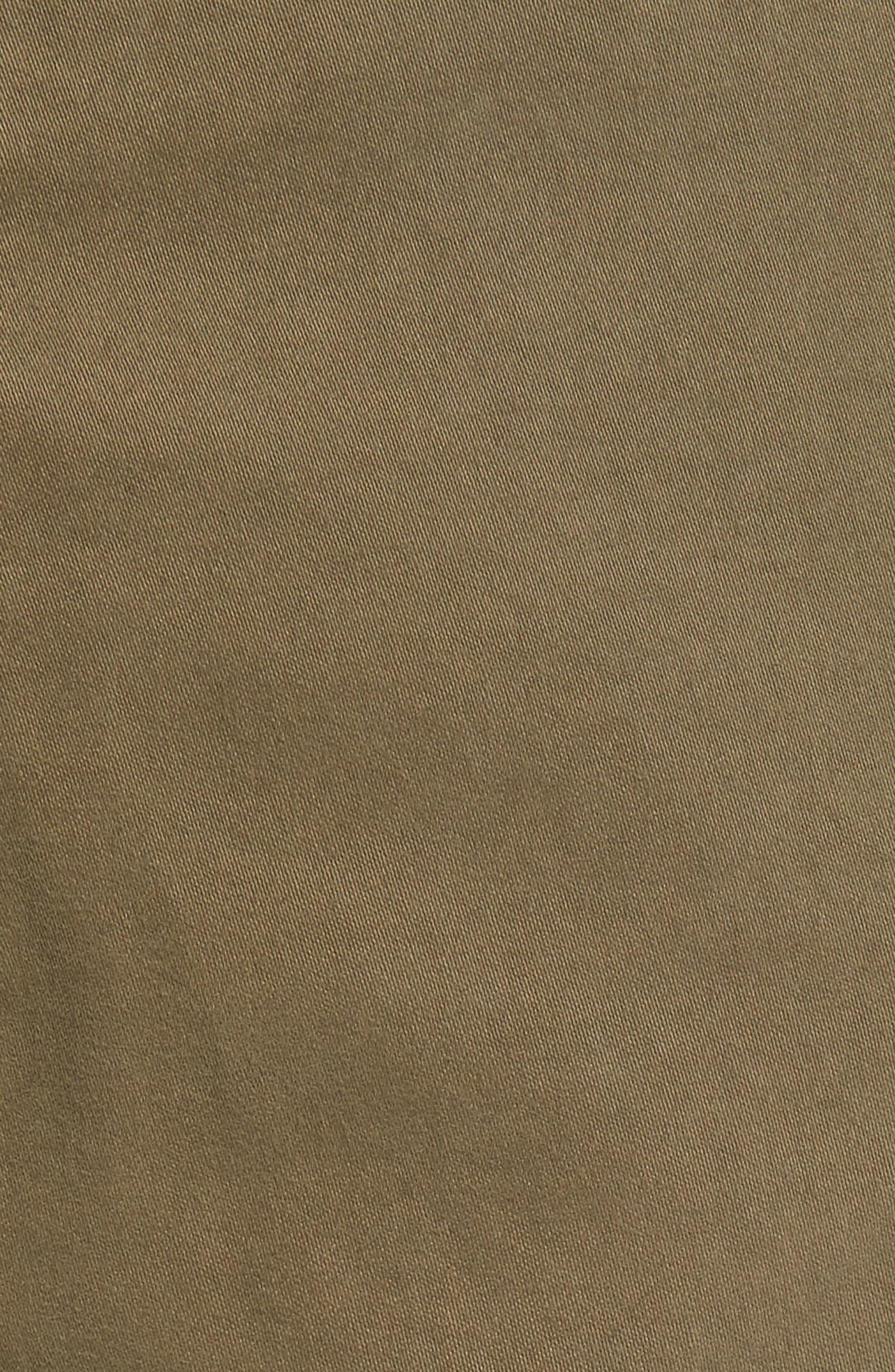 Graduate SUD Slim Straight Leg Pants,                             Alternate thumbnail 5, color,                             Caper Leaf