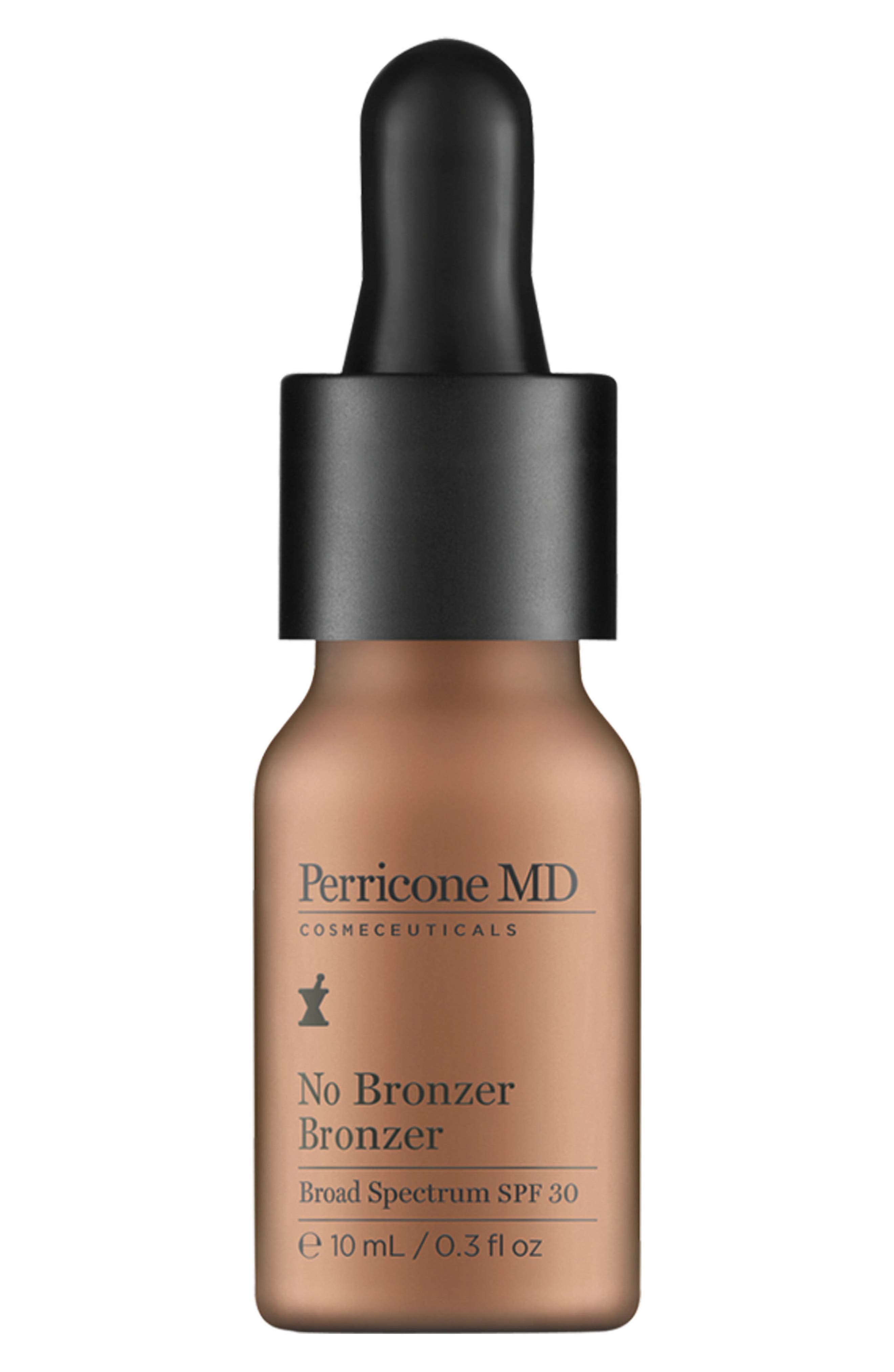 Alternate Image 1 Selected - Perricone MD No Bronzer Bronzer Broad Spectrum SPF 30
