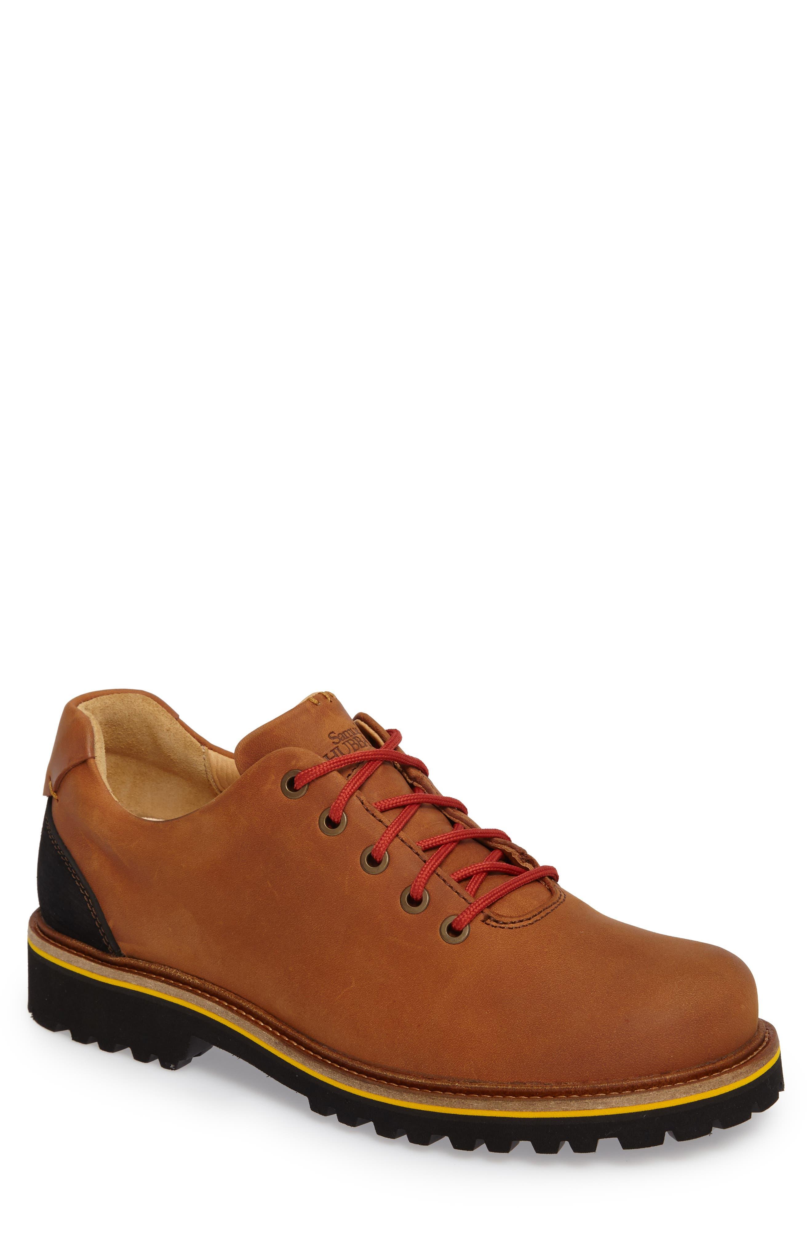 Samuel Hubbard Fresh Plain Toe Oxford (Men)