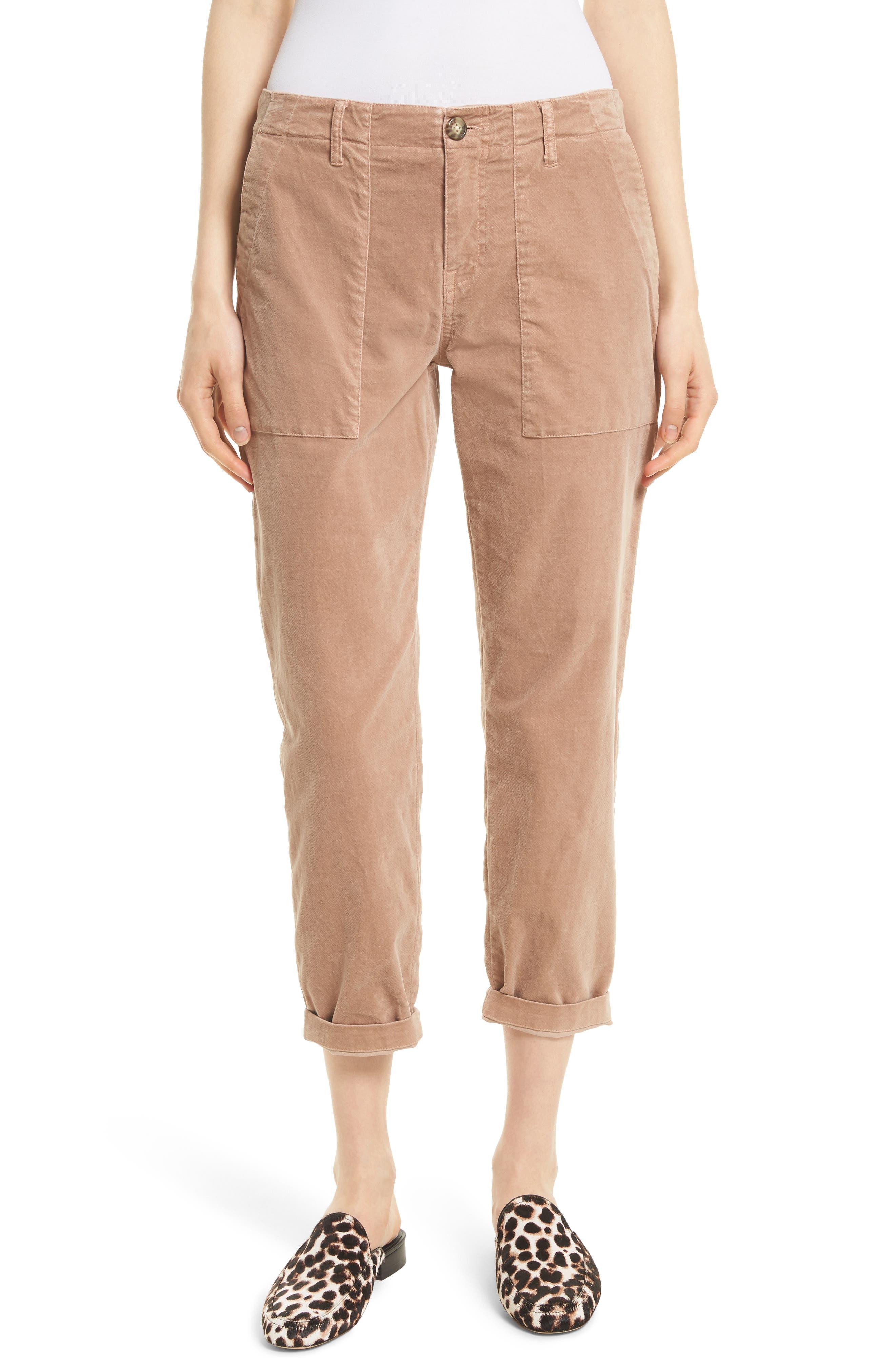 Painter Chino Pants,                         Main,                         color, Deep Blush