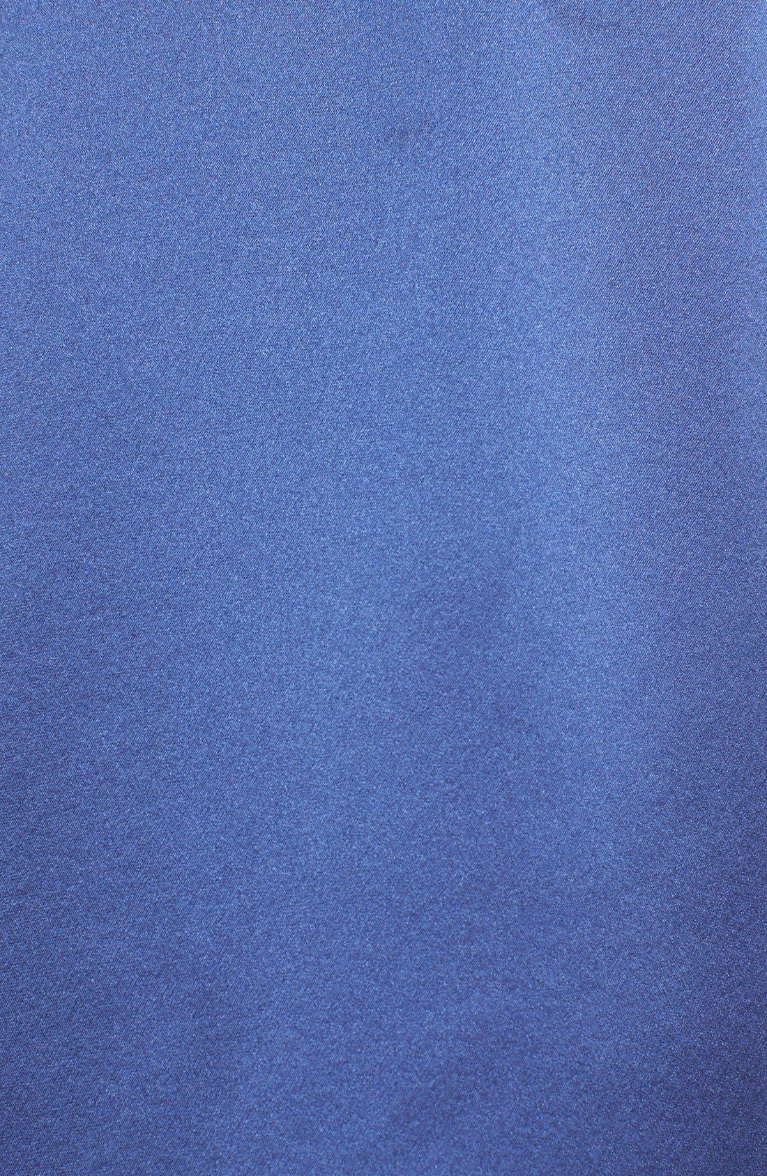Alternate Image 3  - Helmut Lang Layered High/Low Silk Top