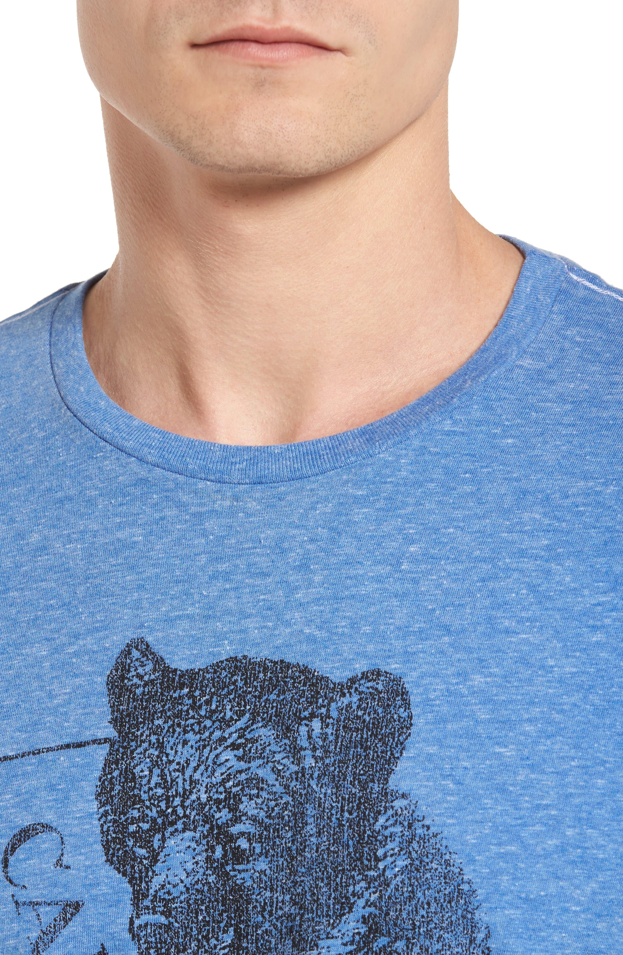 Alternate Image 4  - Retro Brand California Republic T-Shirt