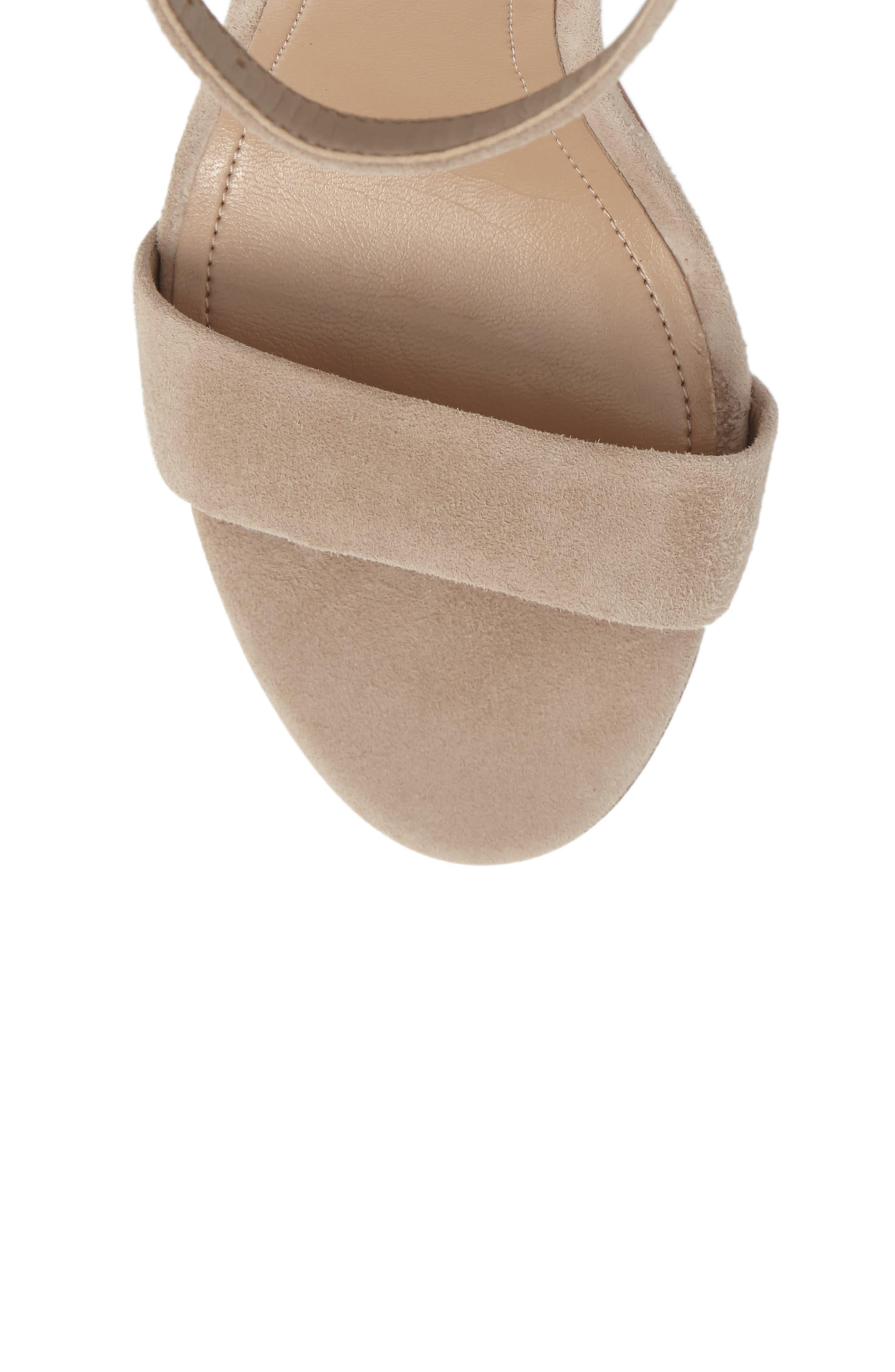 Alternate Image 5  - KENDALL + KYLIE Eve Ankle Strap Sandal (Women)