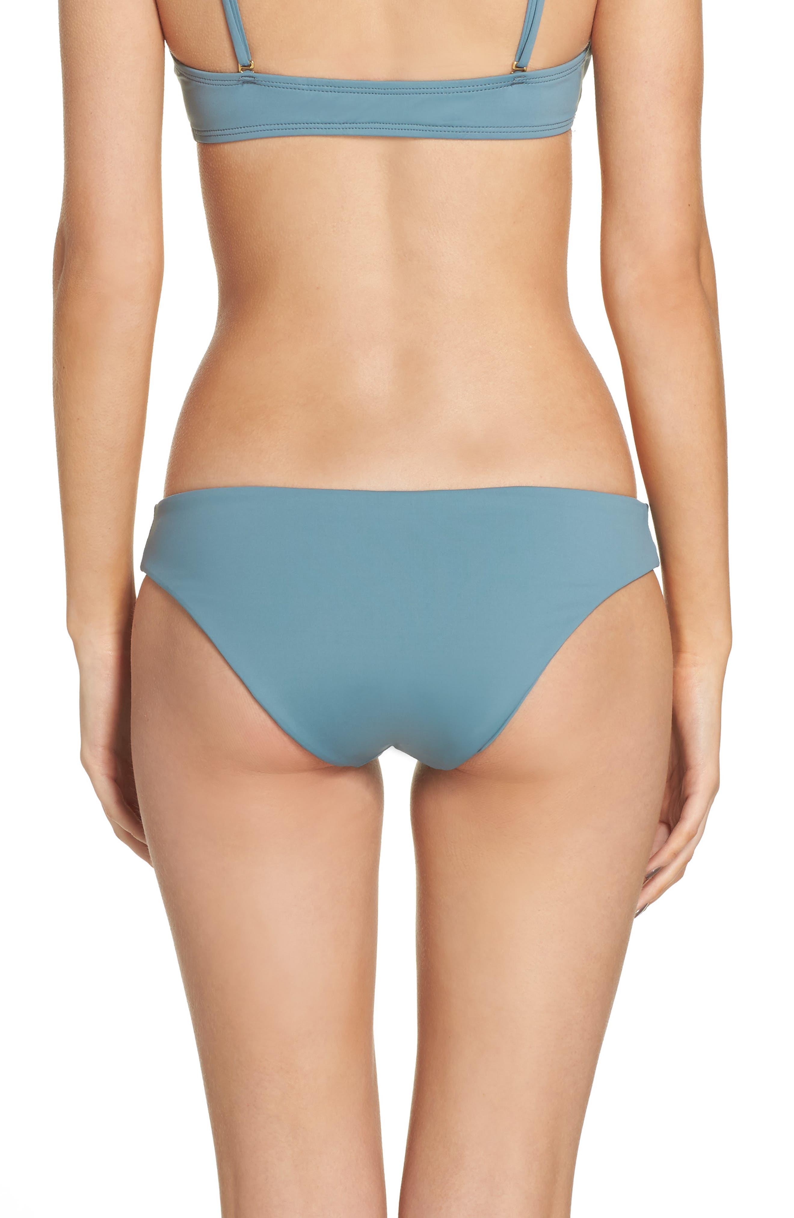 L Space Sandy Classic Bikini Bottoms