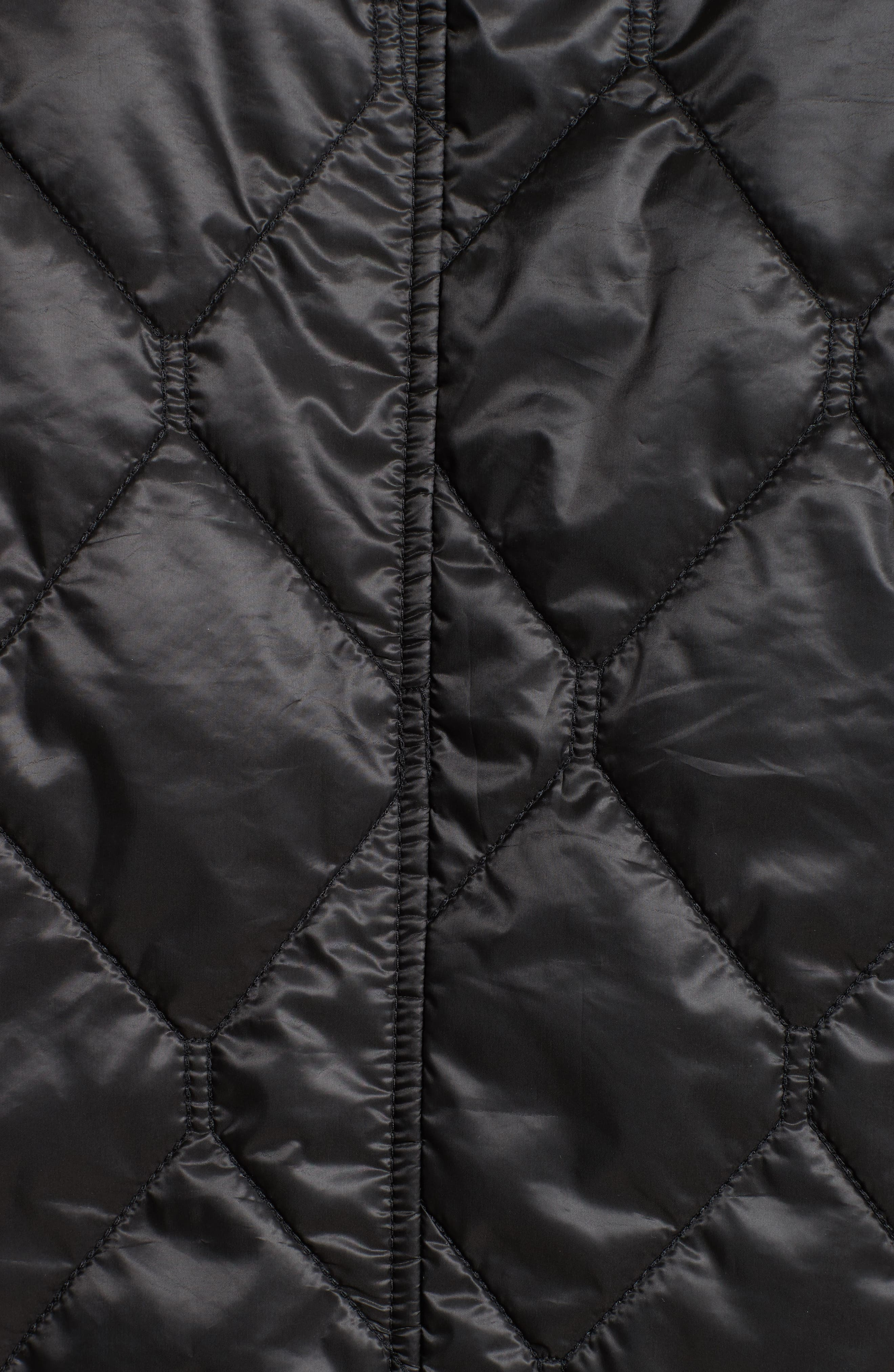 Alternate Image 6  - Burberry Rushton Trim Fit Quilted Jacket