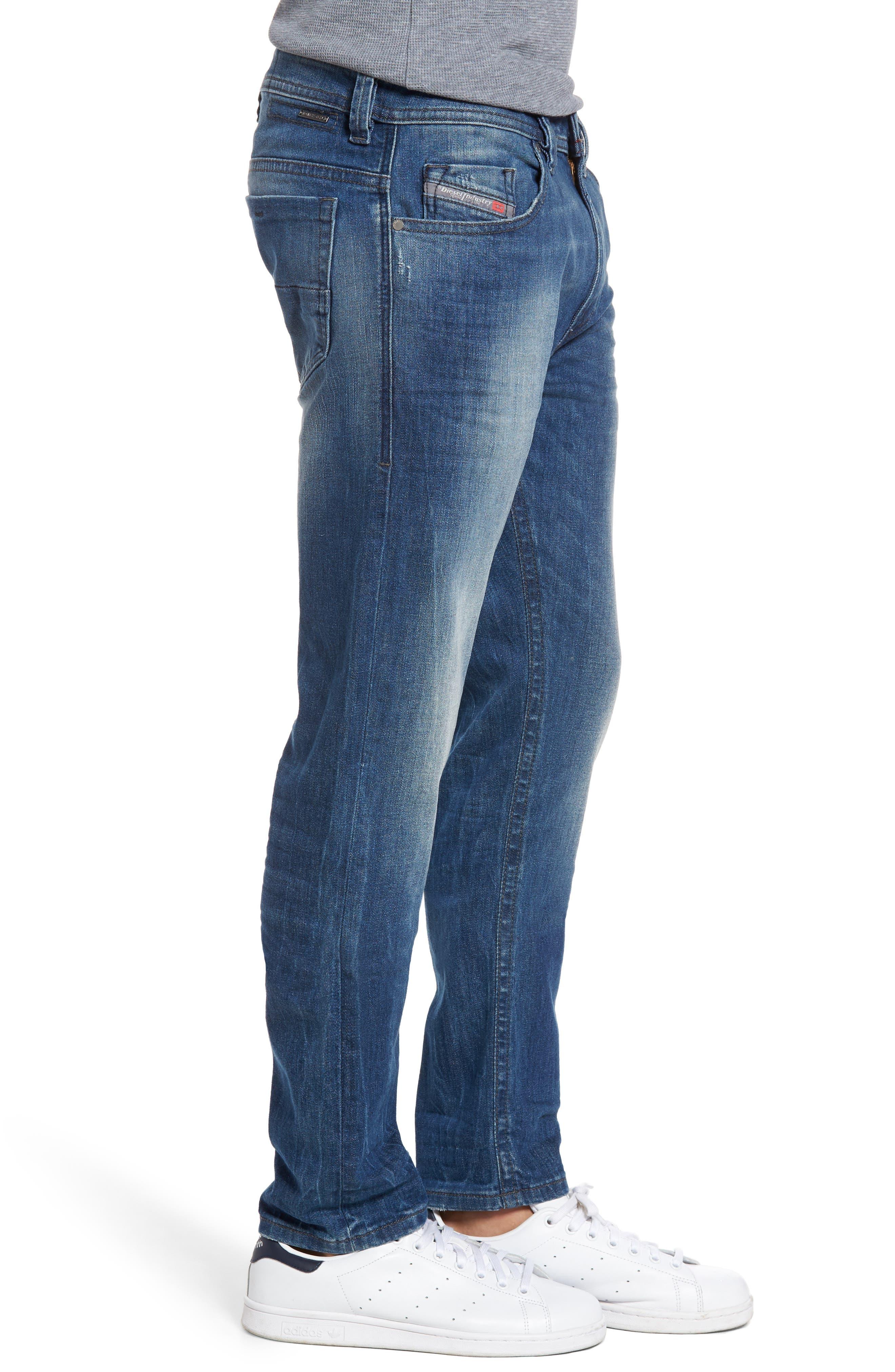 Alternate Image 3  - DIESEL® Thommer Slim Fit Jeans (C84IE)