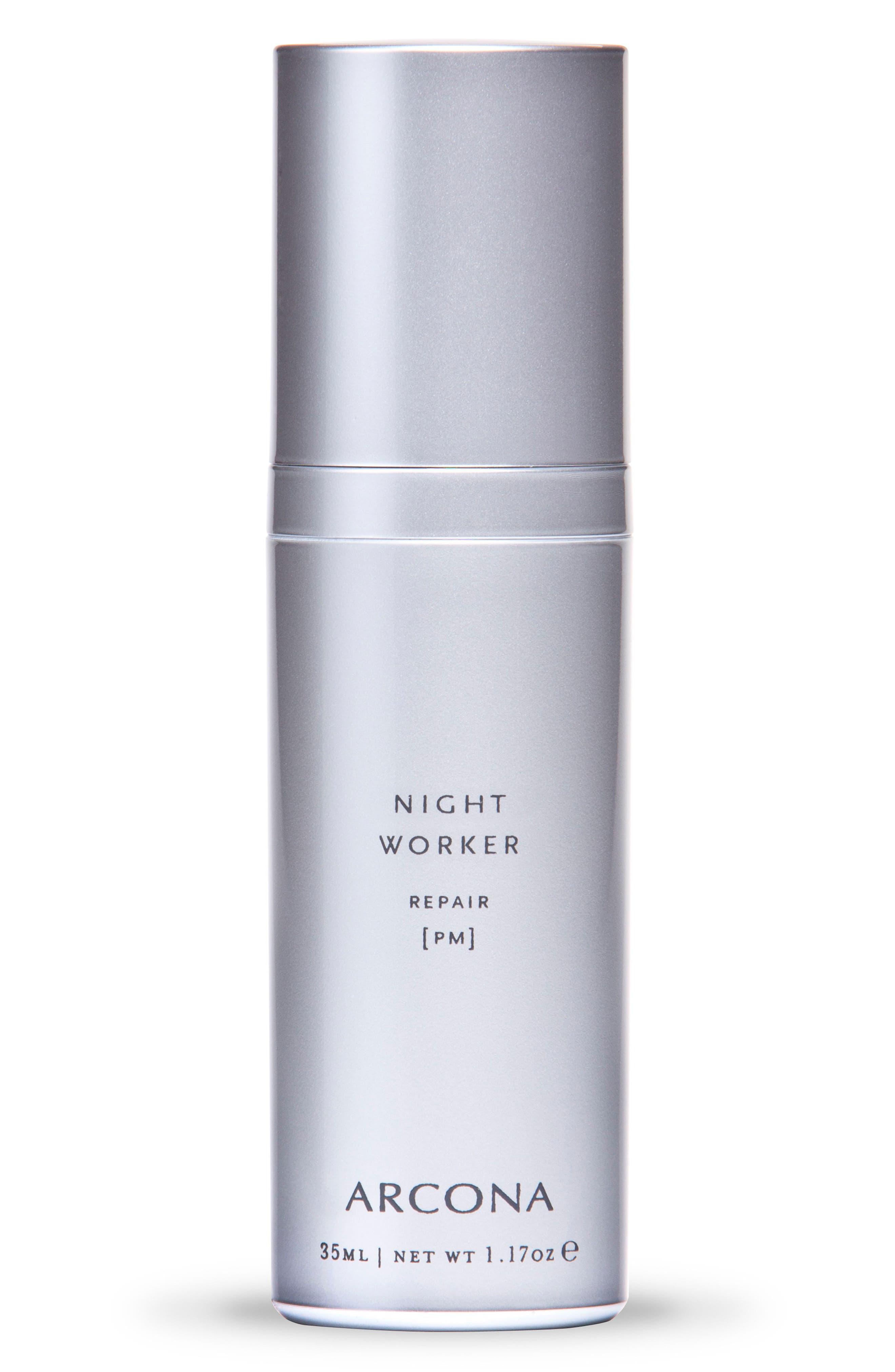Alternate Image 1 Selected - ARCONA Night Worker Cream