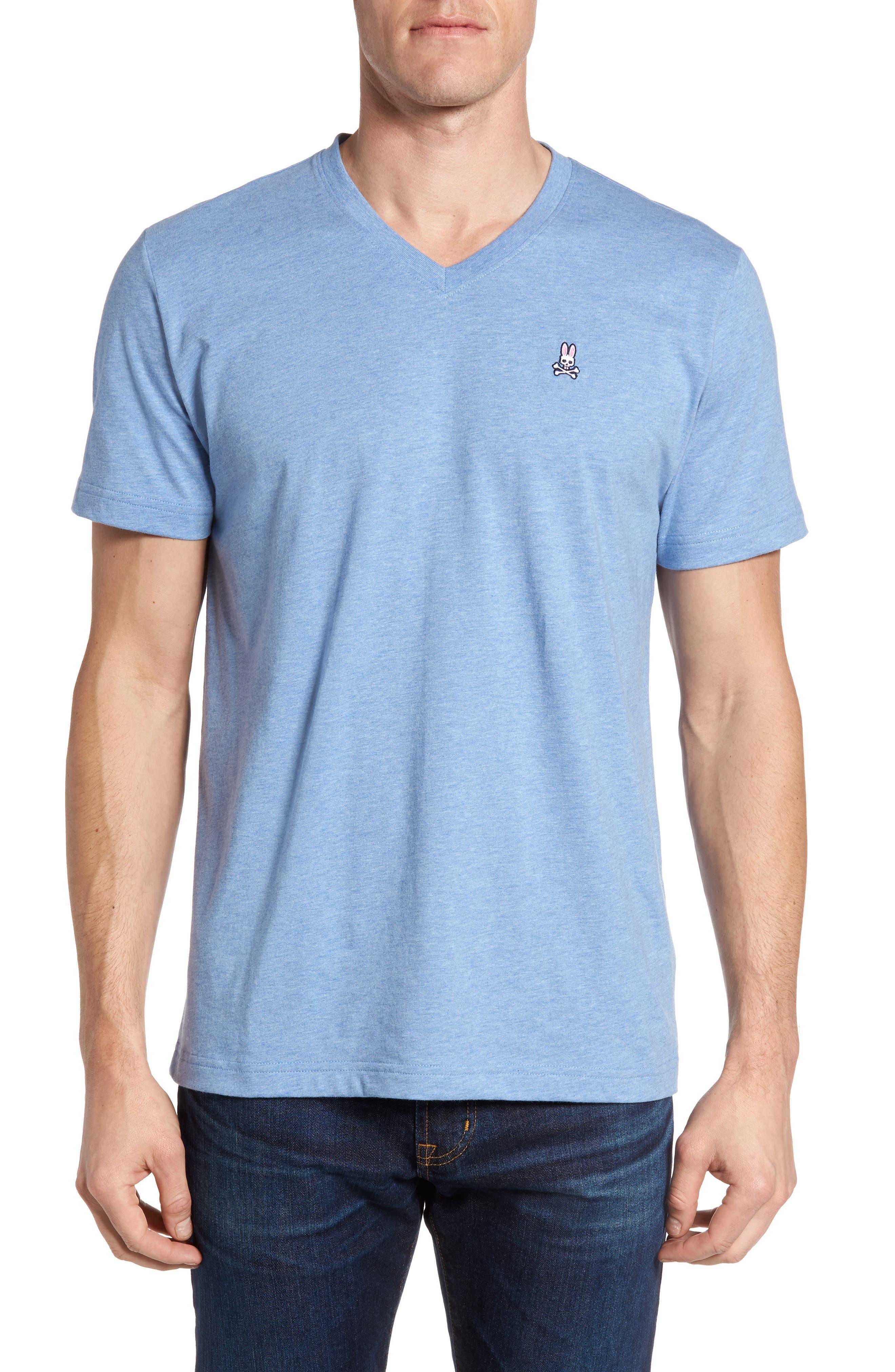 Main Image - Psycho Bunny Classic V-Neck T-Shirt