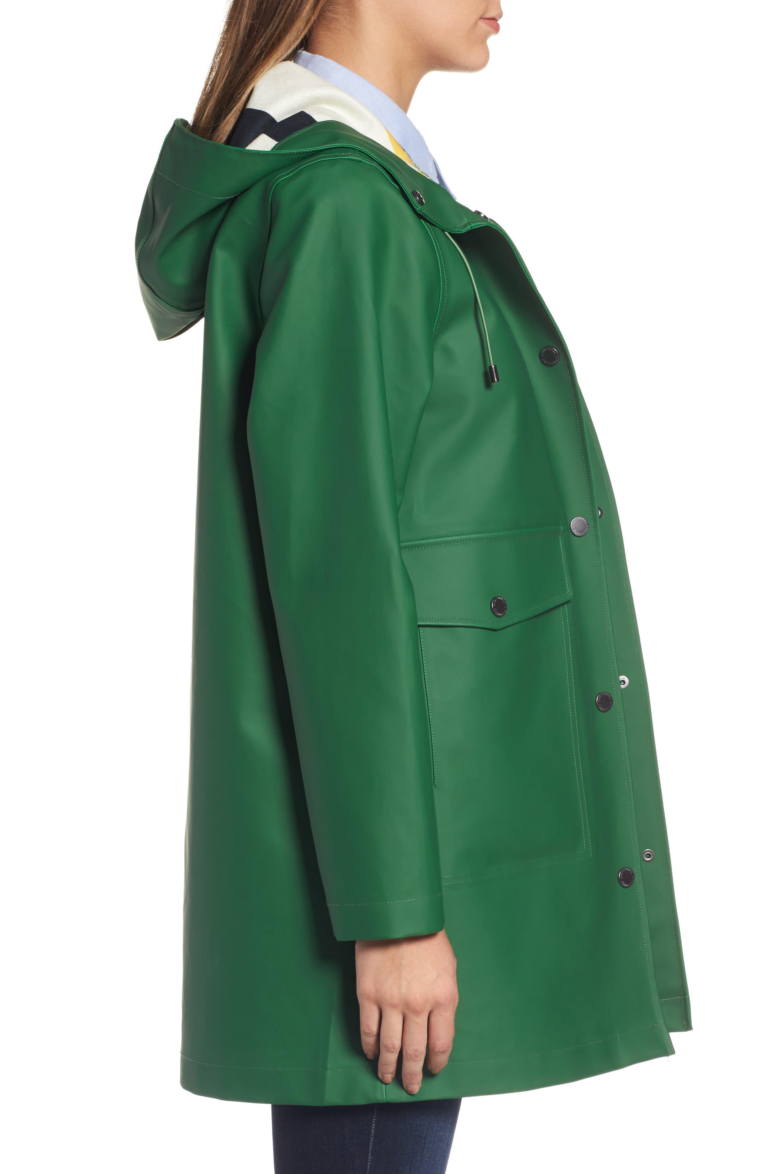 Alternate Image 3  - Pendleton Surrey Hooded Rain Slicker