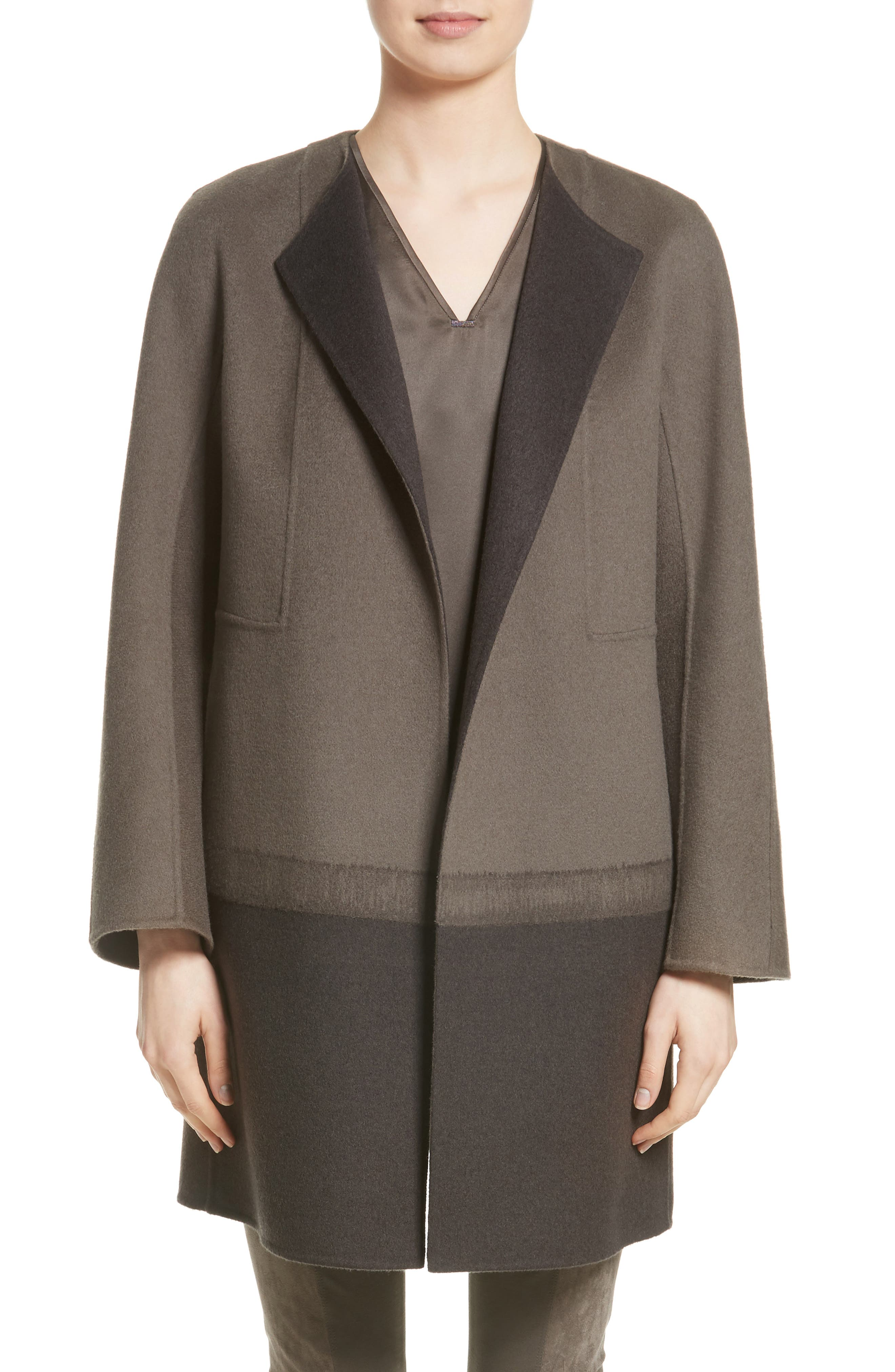 Lafayette 148 New York Hayes Needle Punch Coat (Nordstrom Exclusive)