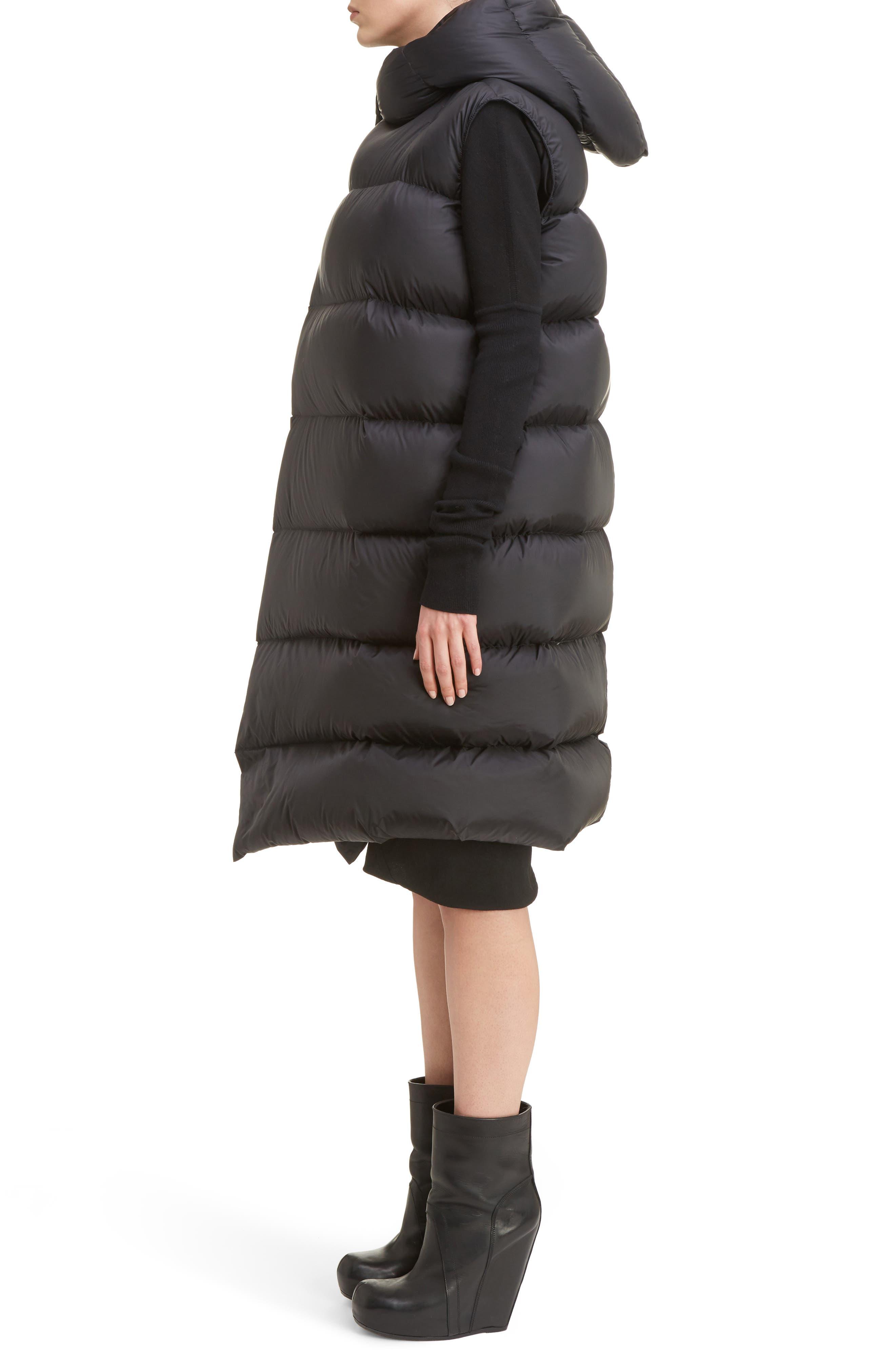 Alternate Image 4  - Rick Owens Oversized Down Puffer Vest
