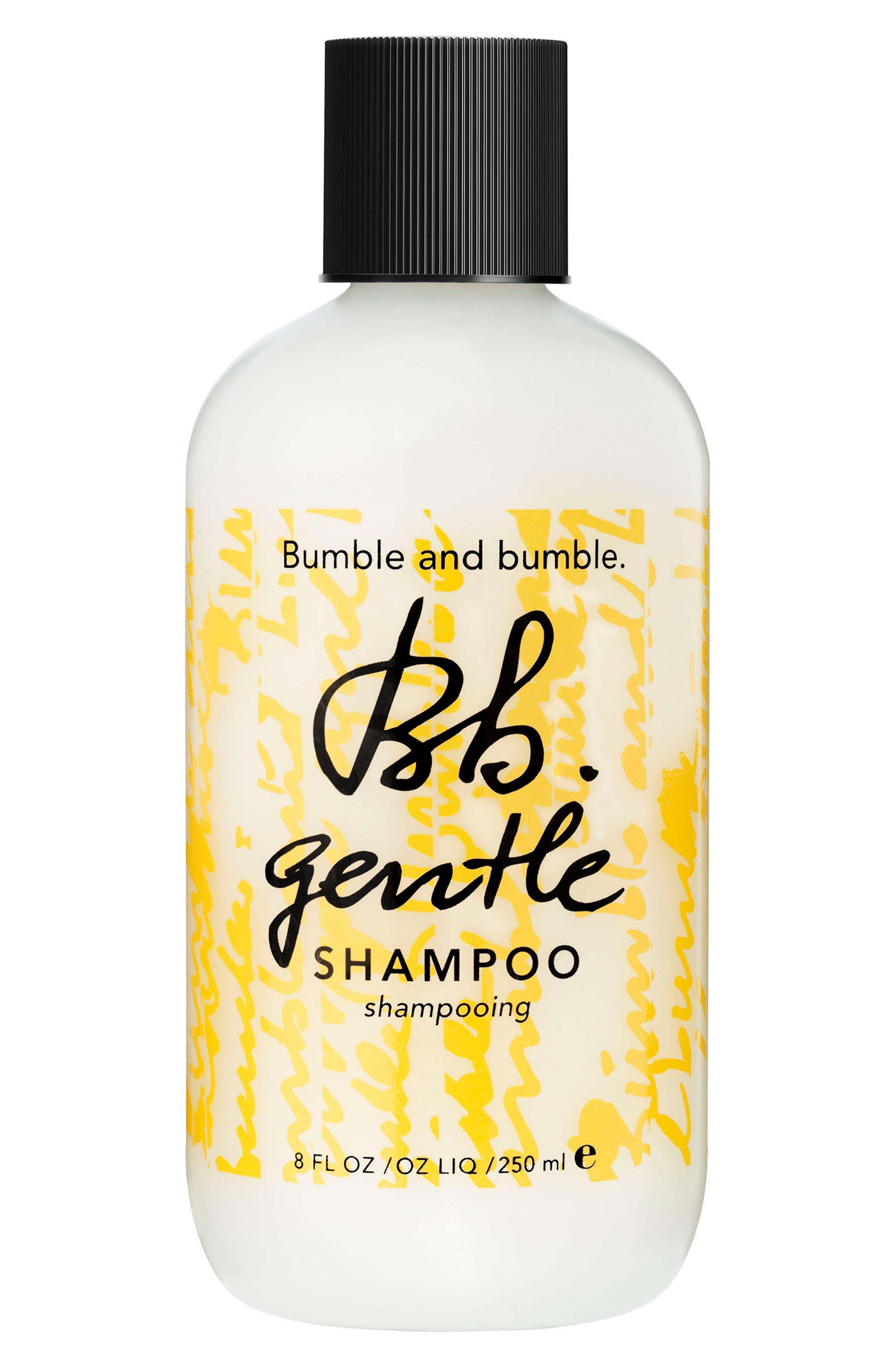 Gentle Shampoo,                         Main,                         color, No Color