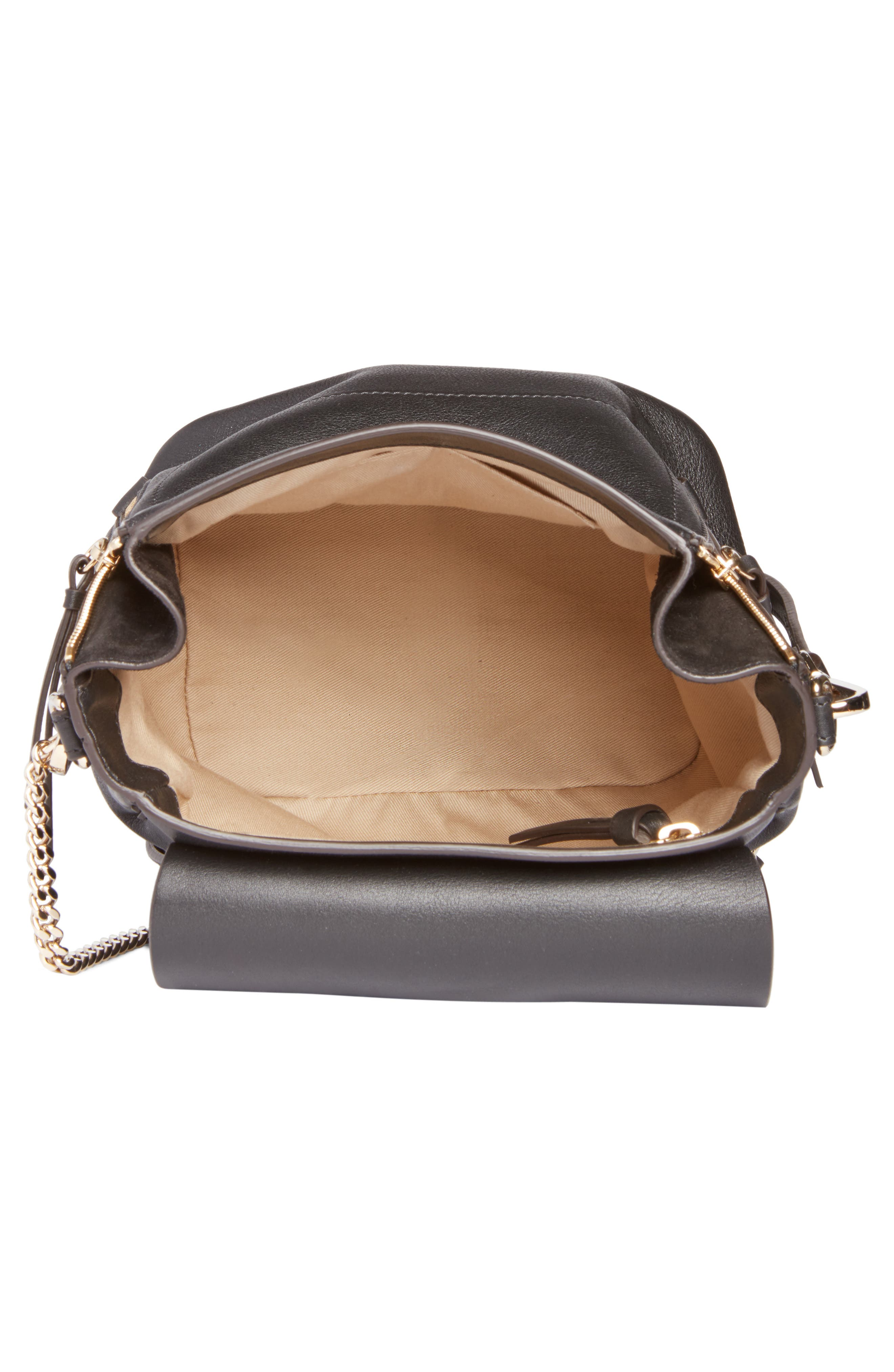 Alternate Image 3  - Chloé Small Faye Suede & Leather Backpack