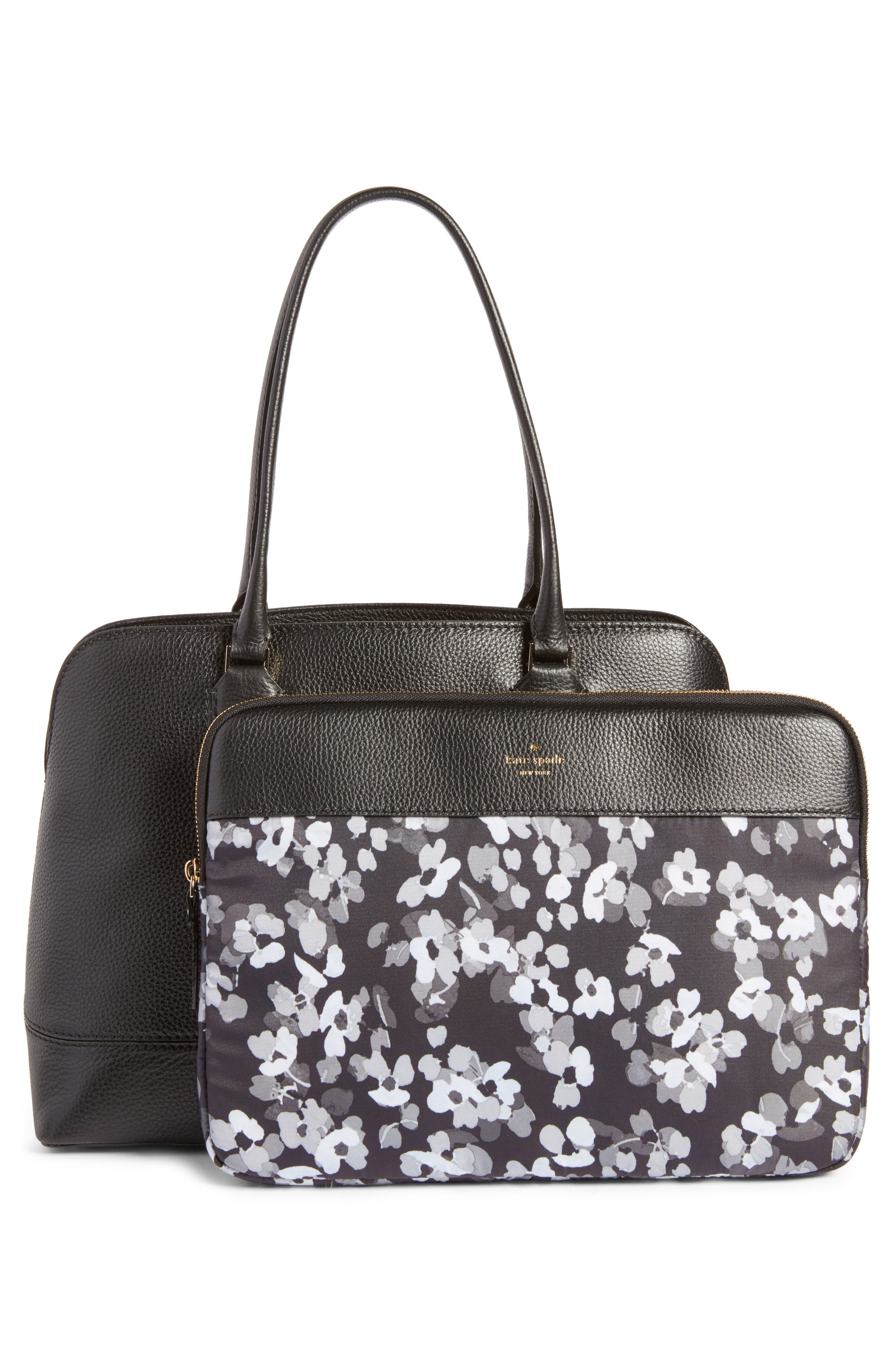 Alternate Image 3  - kate spade new york young lane - marybeth leather tote with removable laptop sleeve