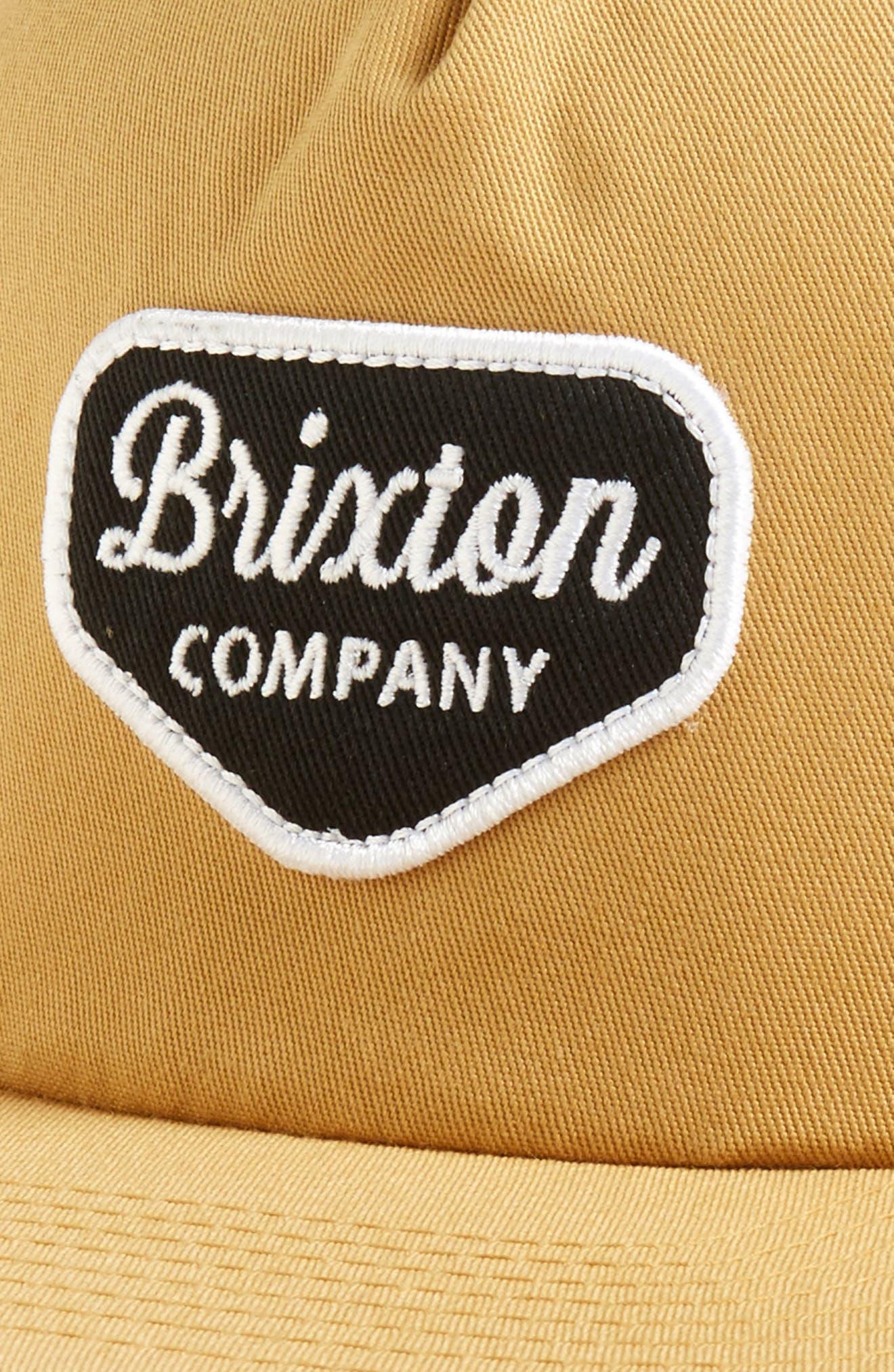 Alternate Image 3  - Brixton Navato Snapback Cap