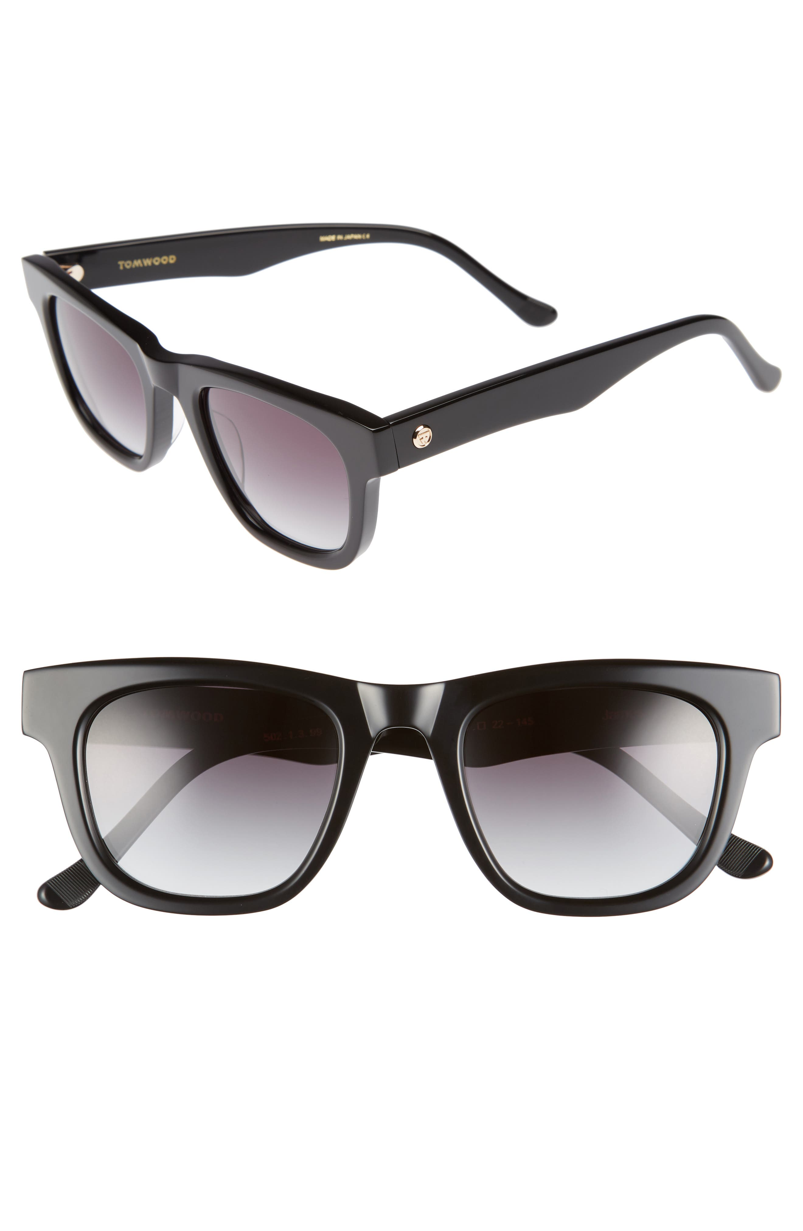 Tom Wood James Sunglasses