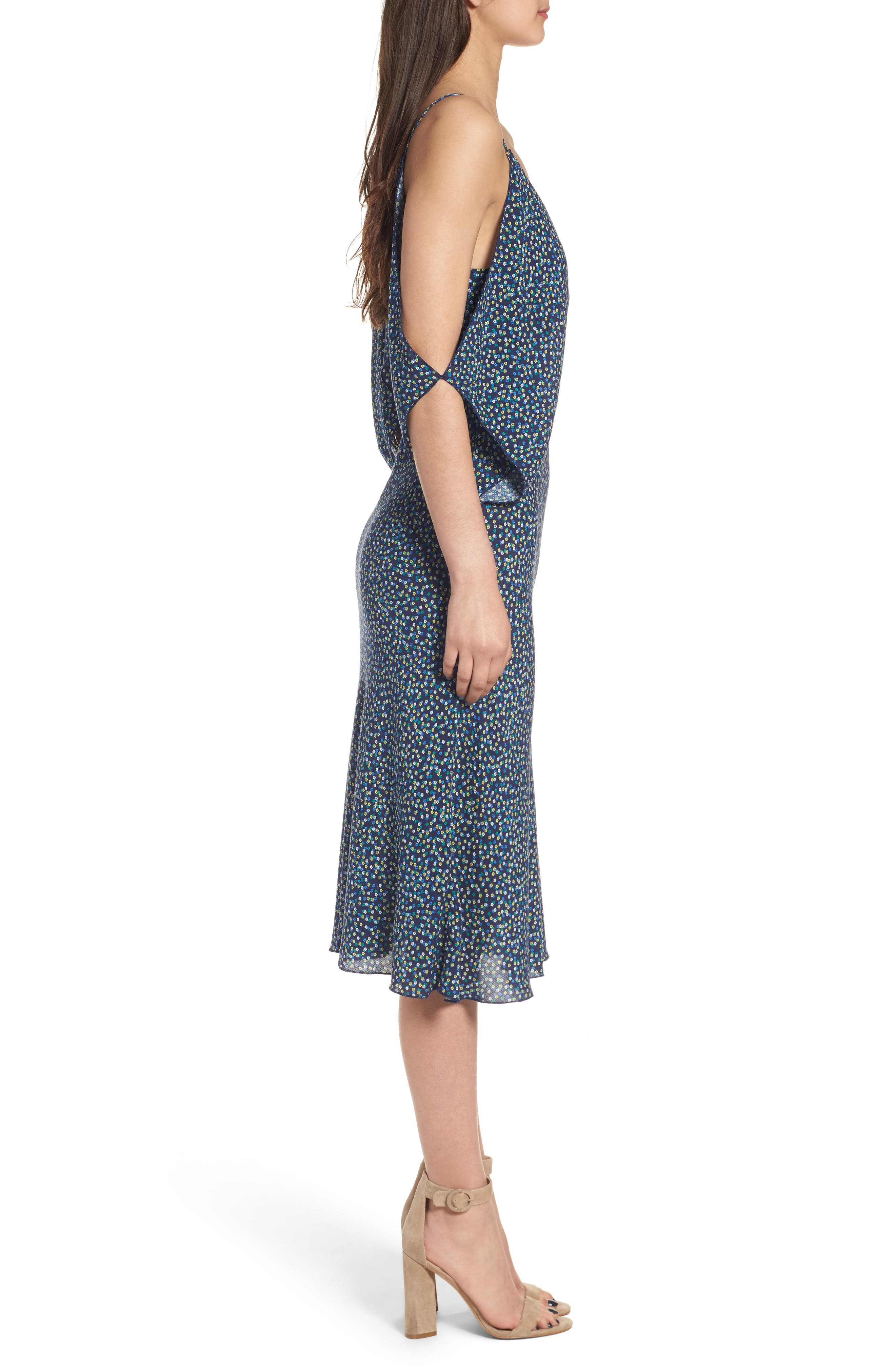 Alternate Image 3  - Bailey 44 Bodacious Floral Midi Dress