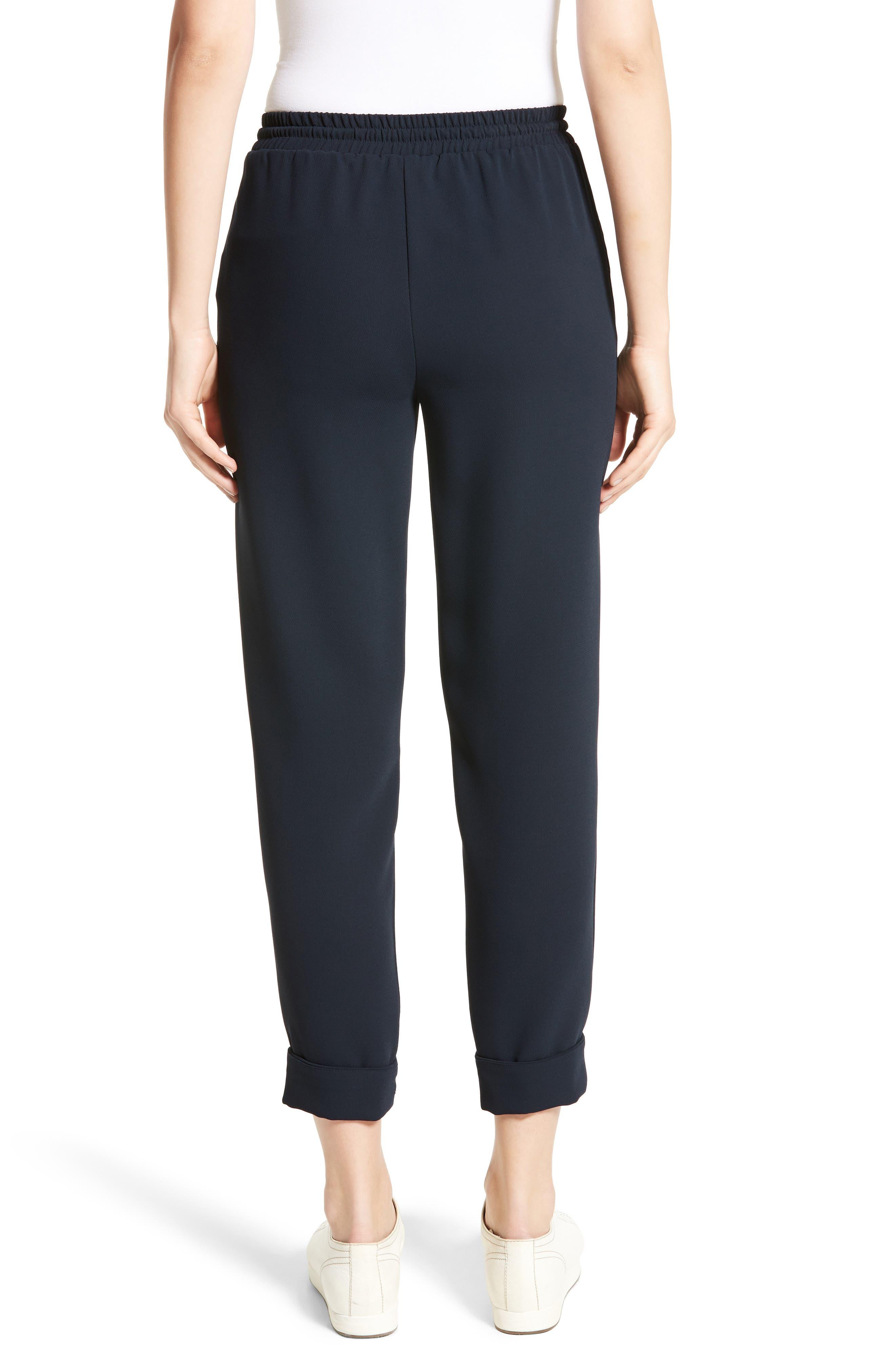 Armani Jeans Tech Jogger Pants,                             Alternate thumbnail 2, color,                             Navy