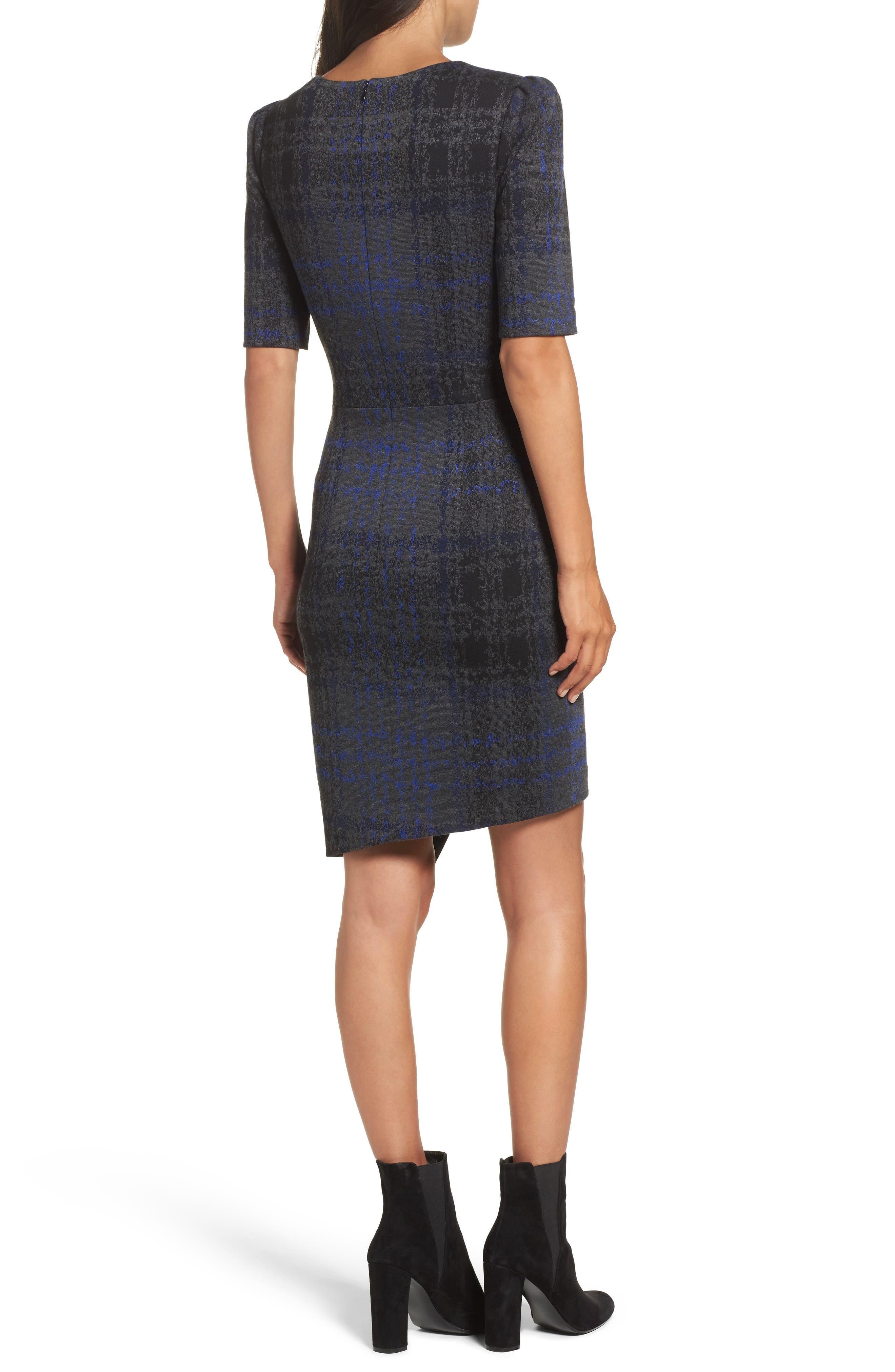 Alternate Image 3  - Betsey Johnson Asymmetrical Dress