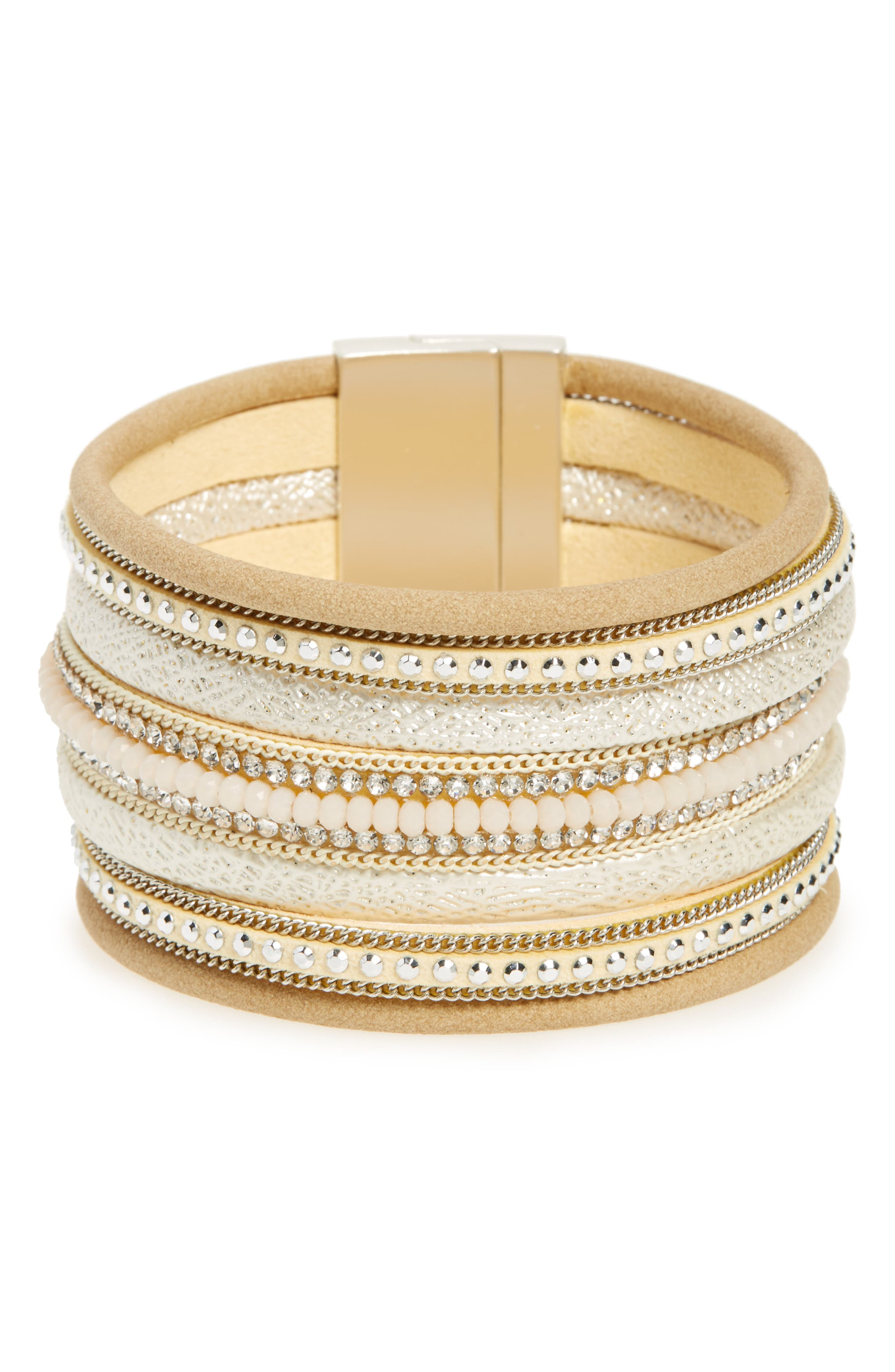Panacea Multirow Bracelet