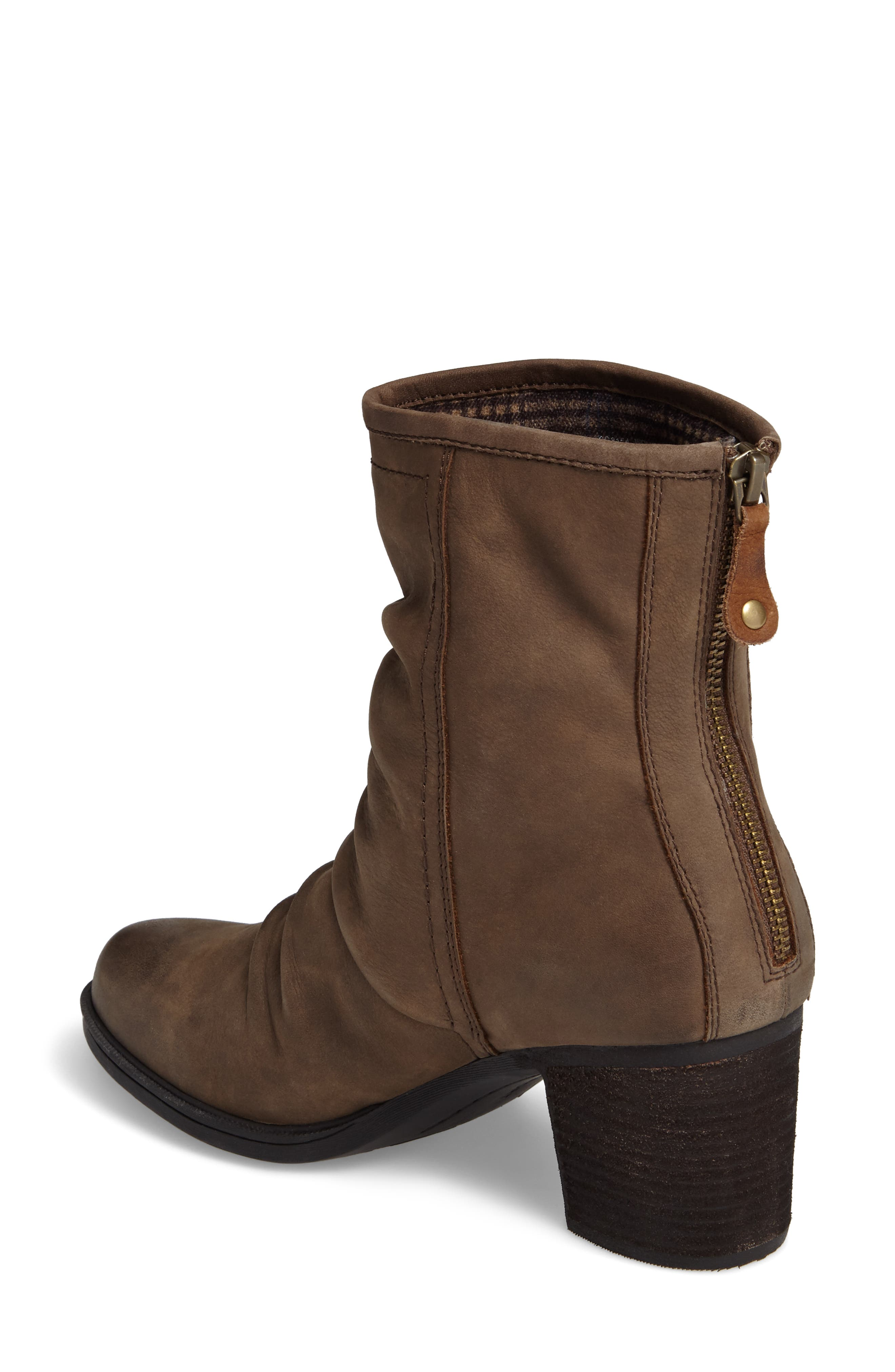 Alternate Image 2  - Rockport Cobb Hill Natashya Slouchy Block Heel Bootie (Women)