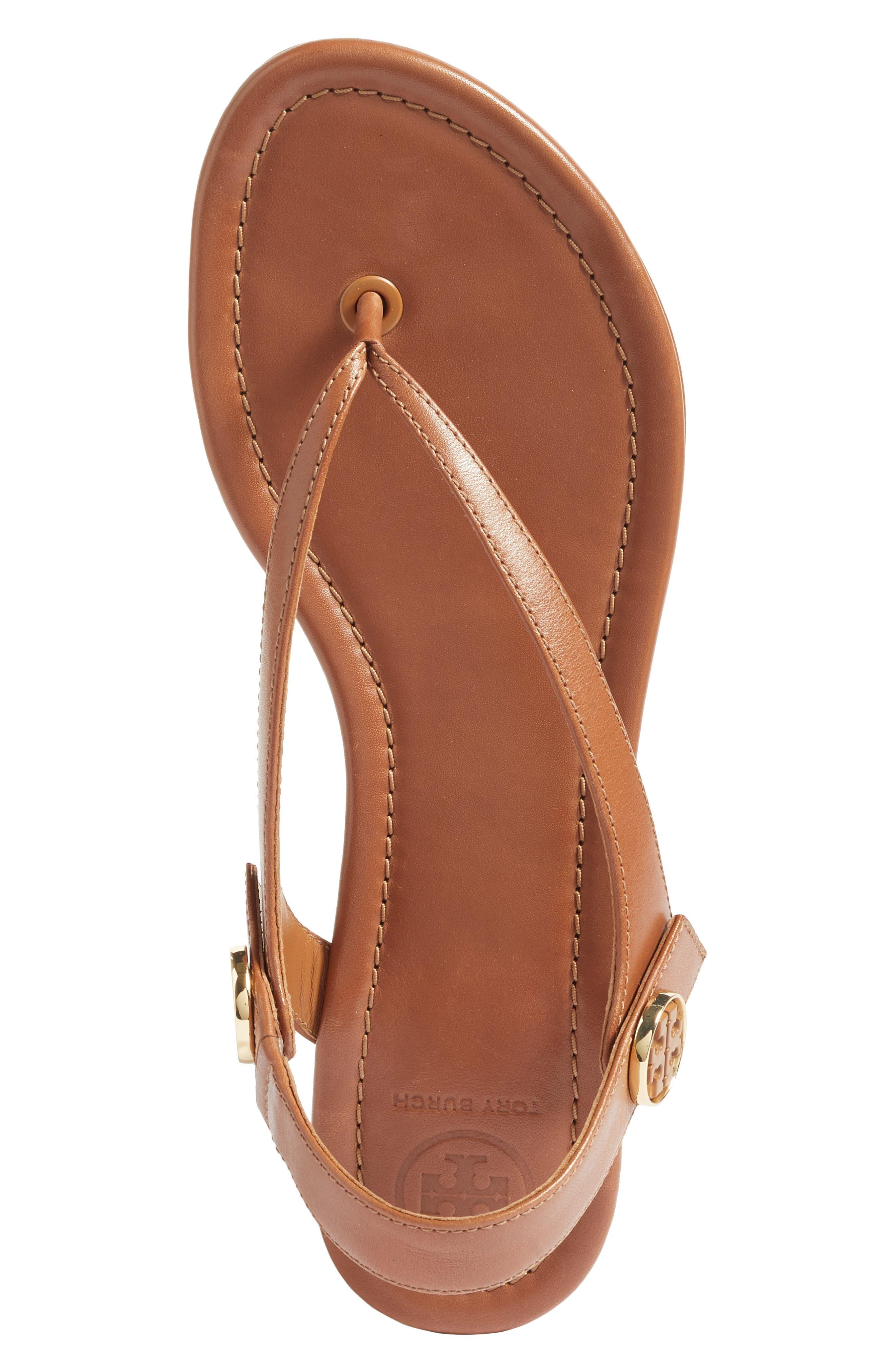 Alternate Image 6  - Tory Burch Minnie Travel Thong Sandal (Women)