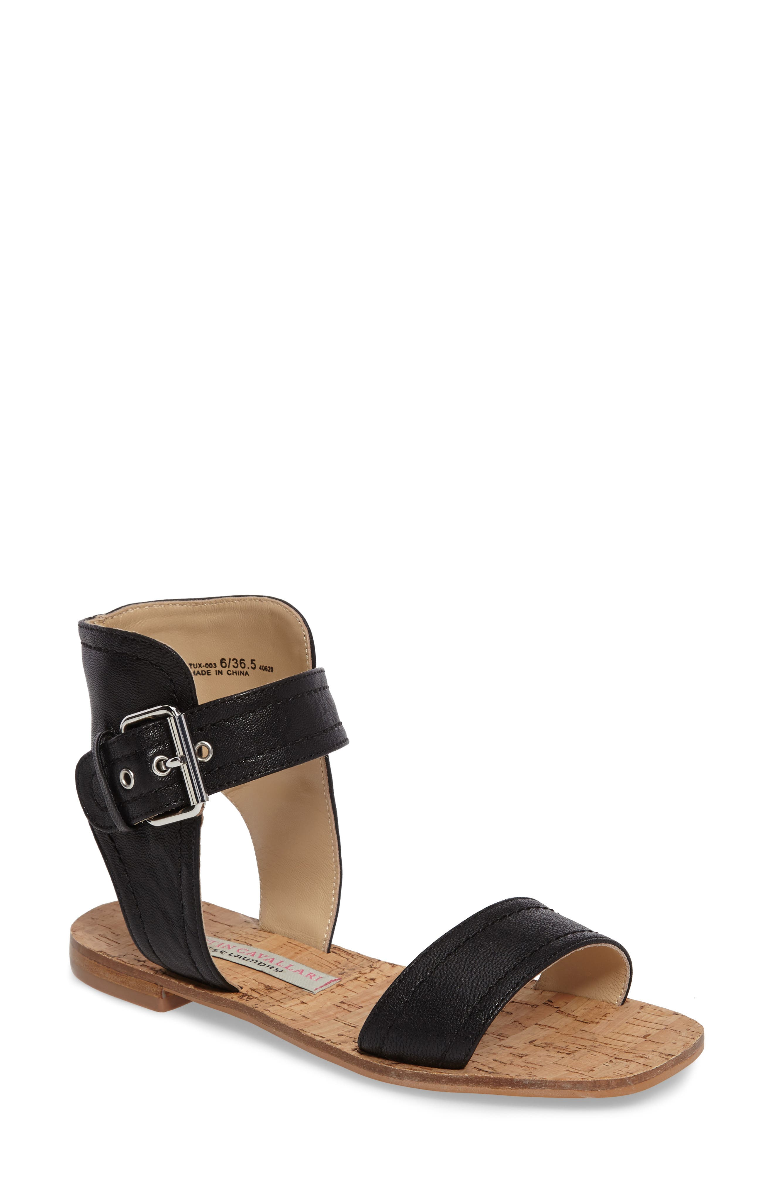 Kristin Cavallari Tasteful Flat Sandal (Women)