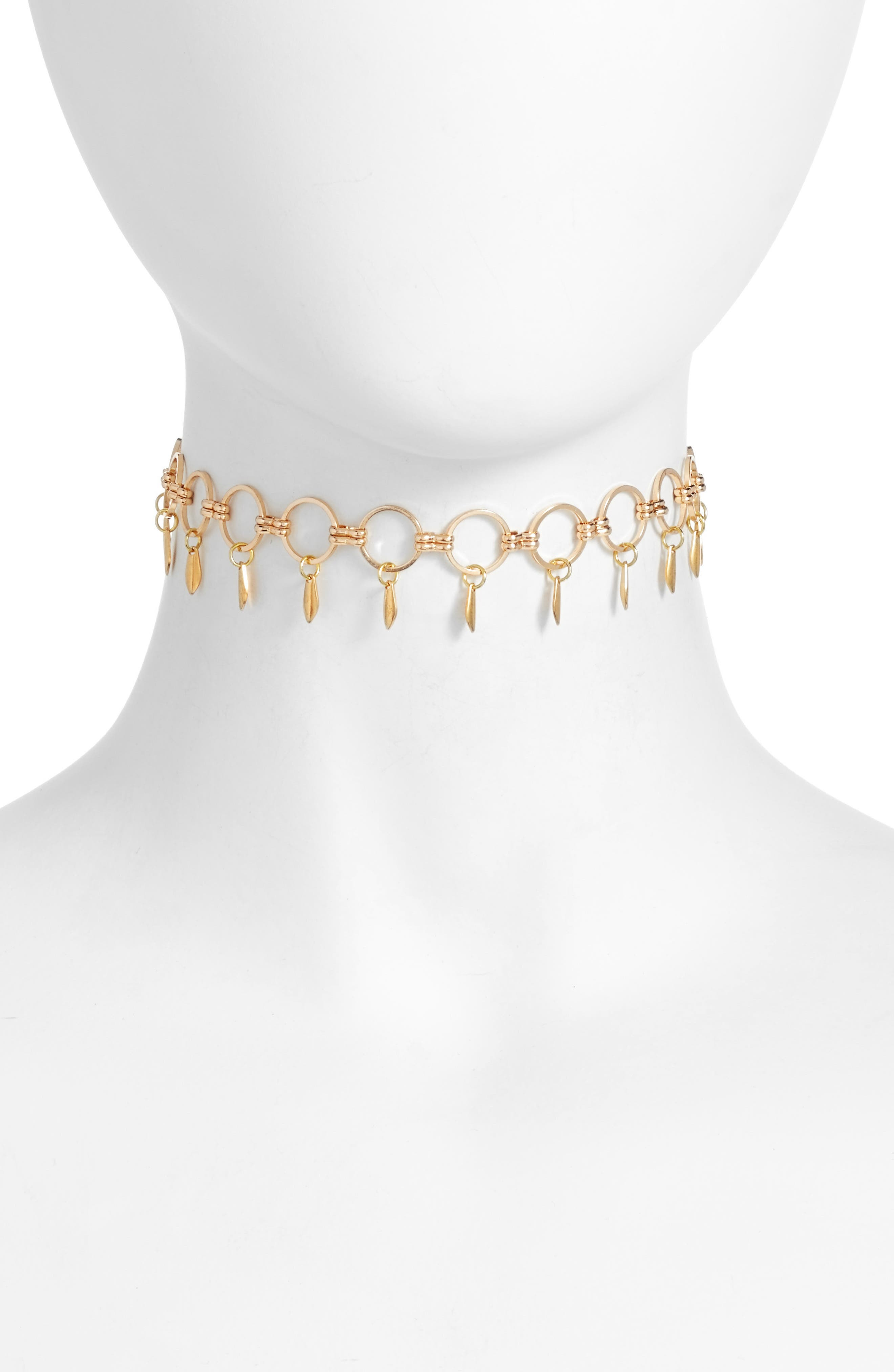 Vanessa Mooney Effie Choker
