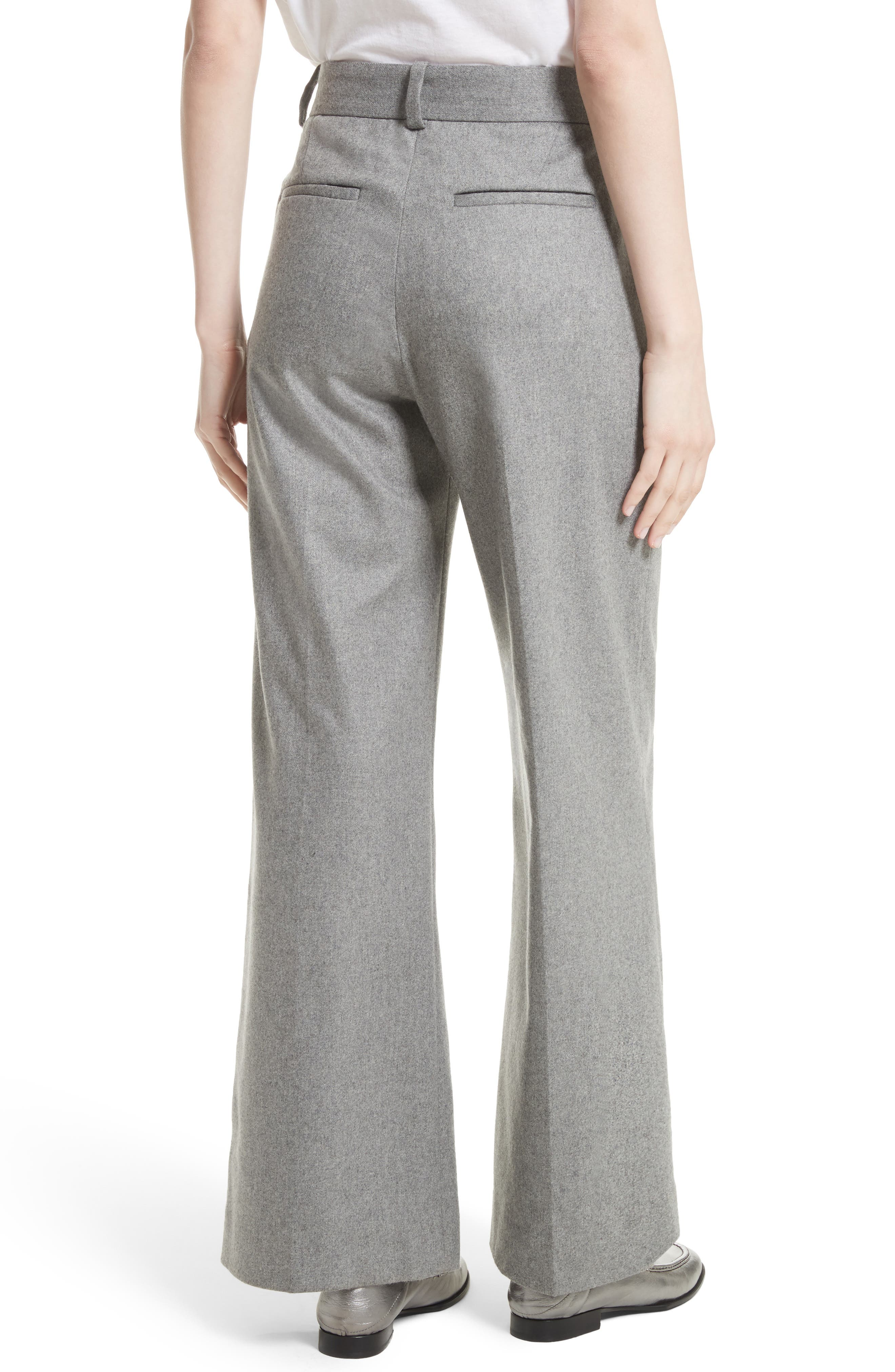 Alternate Image 2  - rag & bone Crane Wool Blend Pants