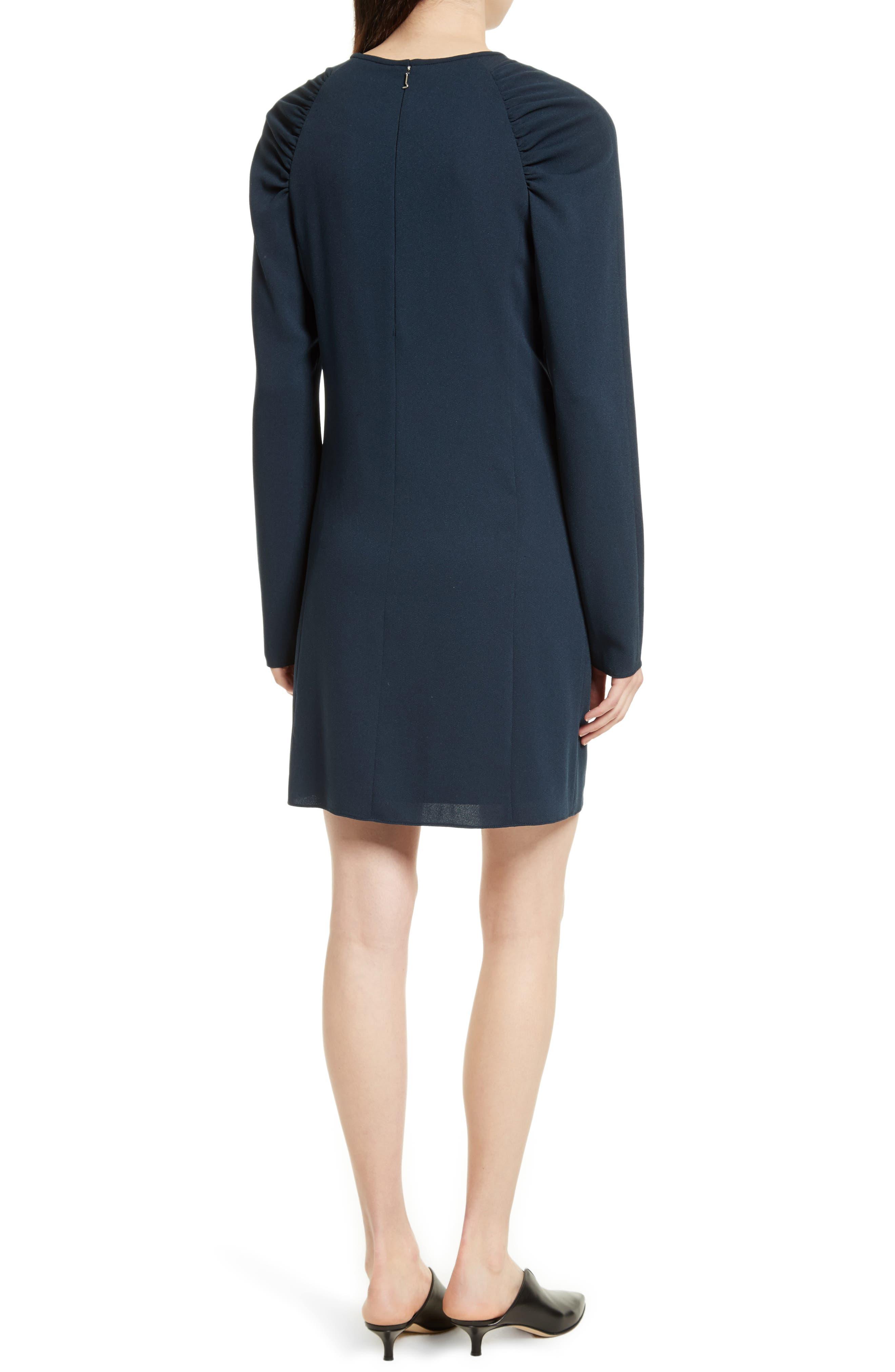 Alternate Image 2  - Tibi Sav Crepe Shift Dress