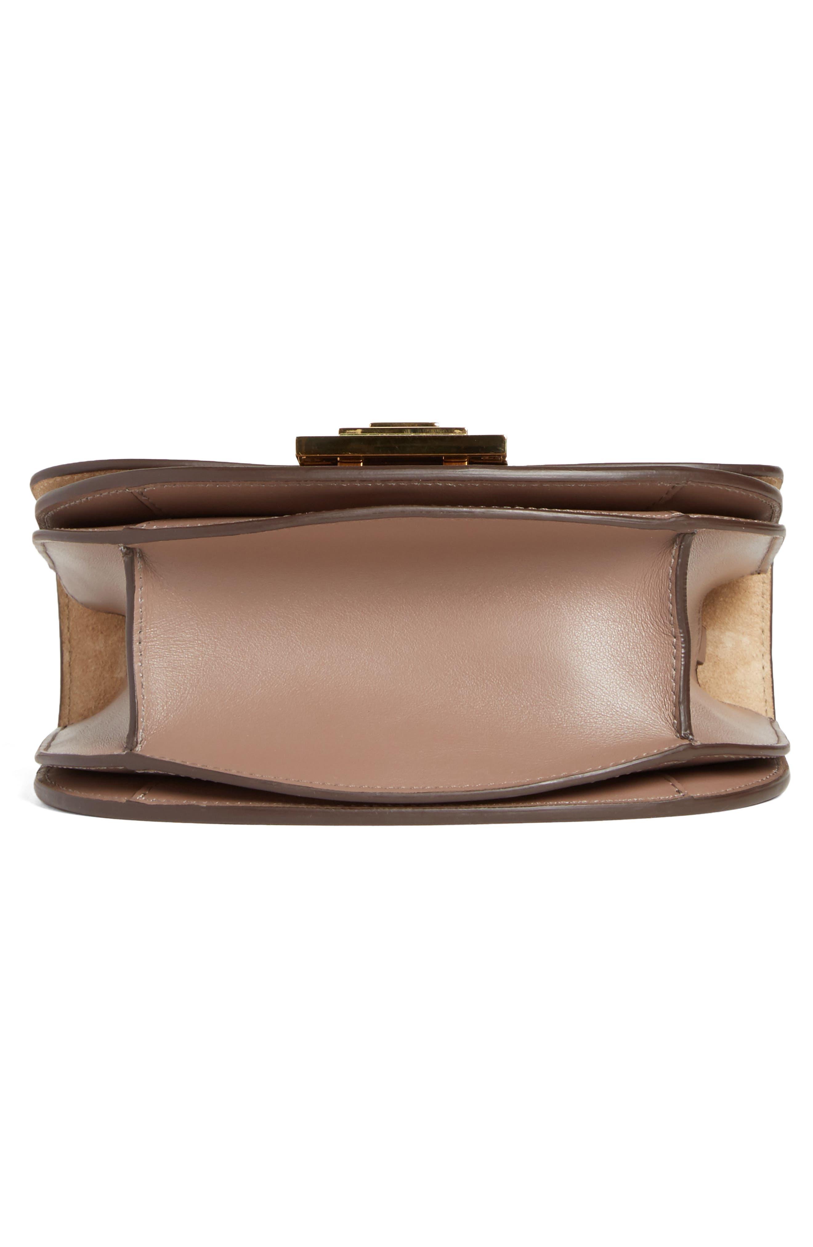 Alternate Image 6  - Victoria Beckham Medium Box Leather Shoulder Bag