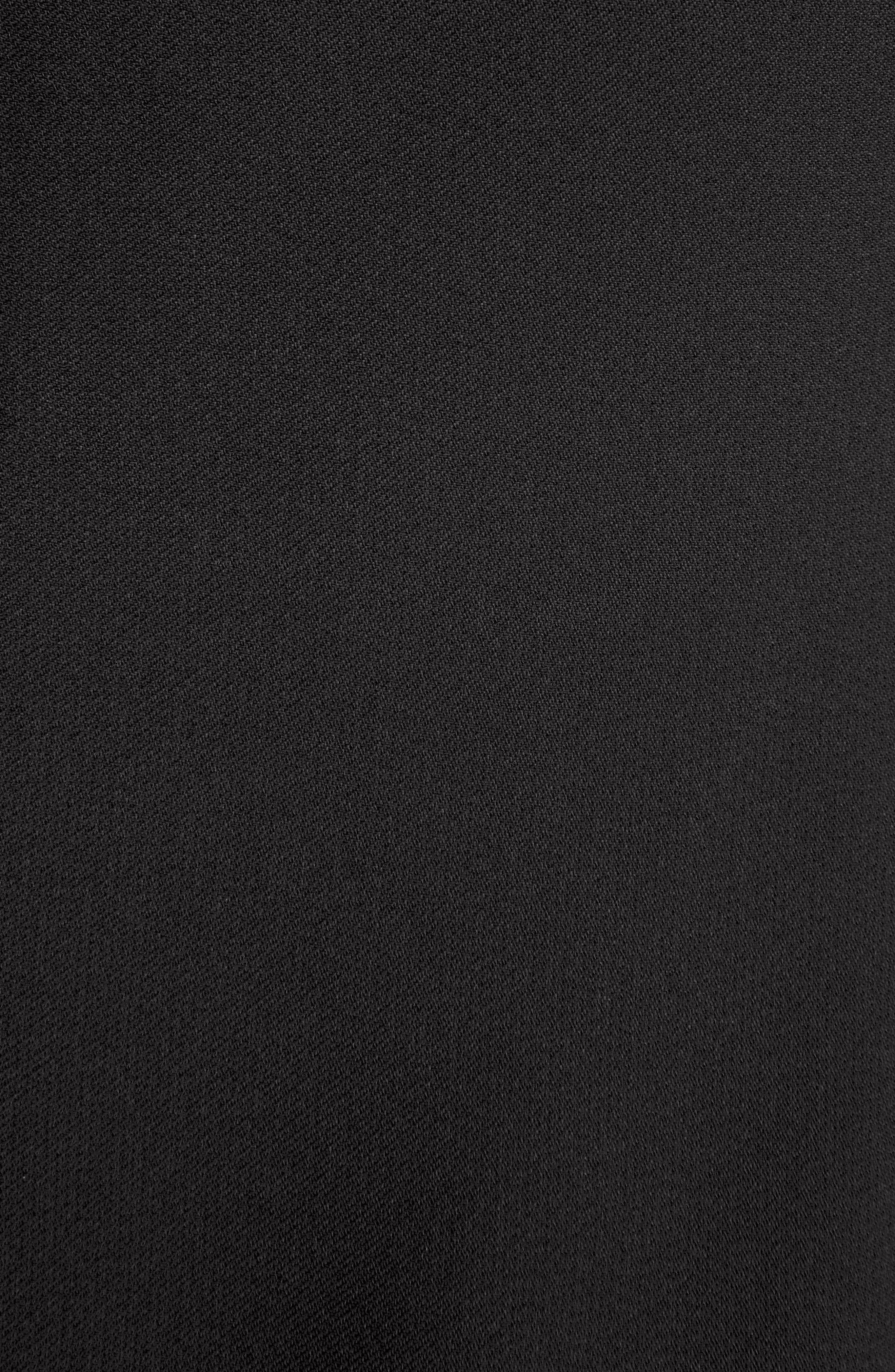 Alternate Image 5  - Givenchy Stretch Cady Cape Dress