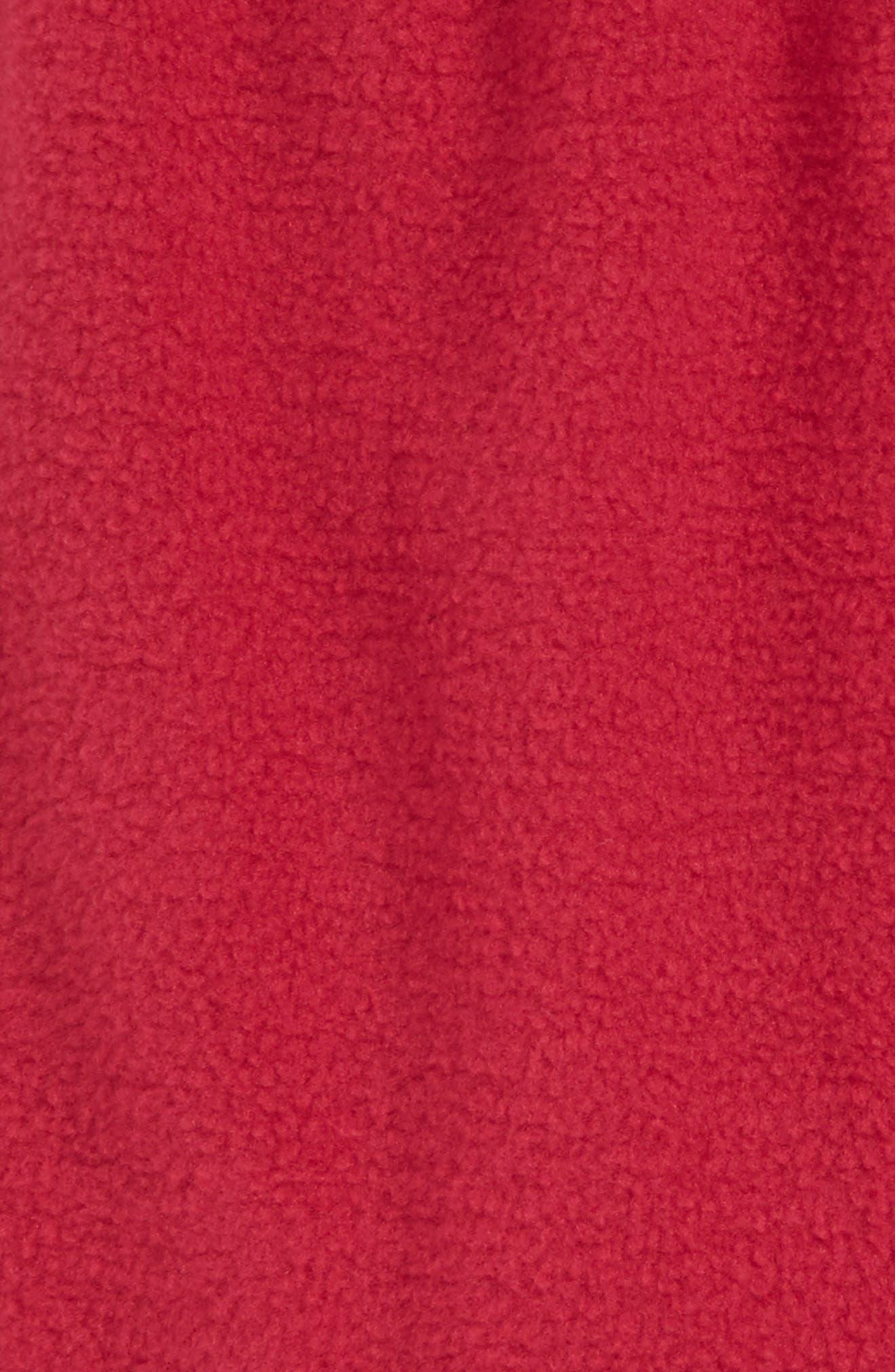 Alternate Image 3  - roma Knit Collar Fleece Boot Socks (Women)