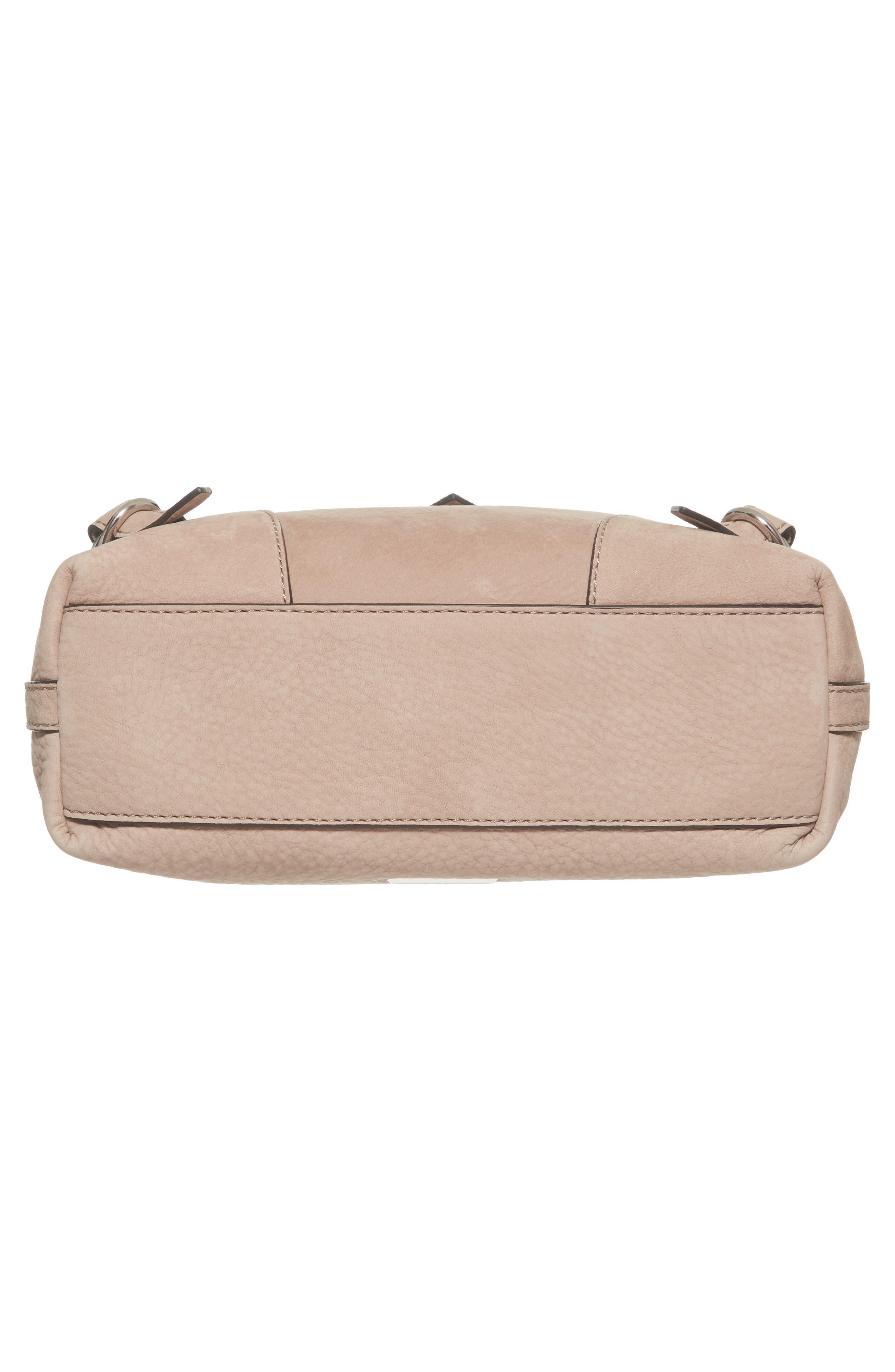 Alternate Image 6  - Rebecca Minkoff Rose Leather Bucket Bag