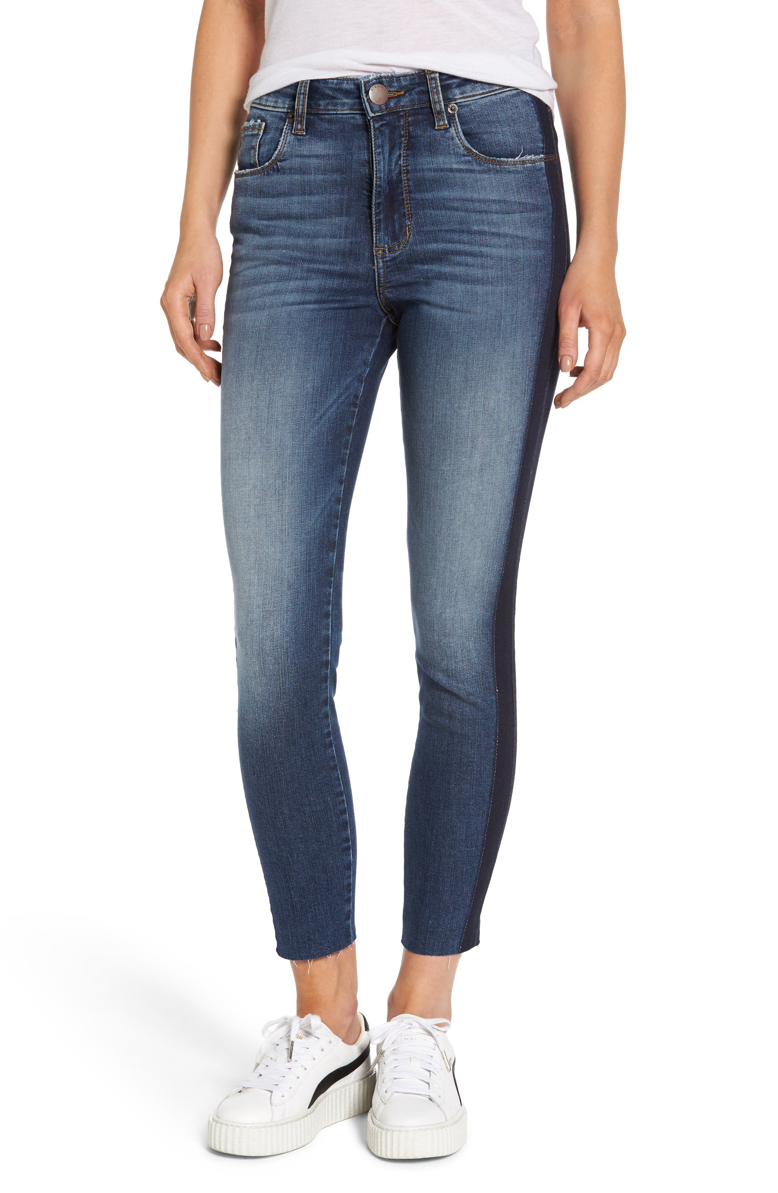 STS Blue Ashley High Waist Crop Skinny Jeans (Tremont)