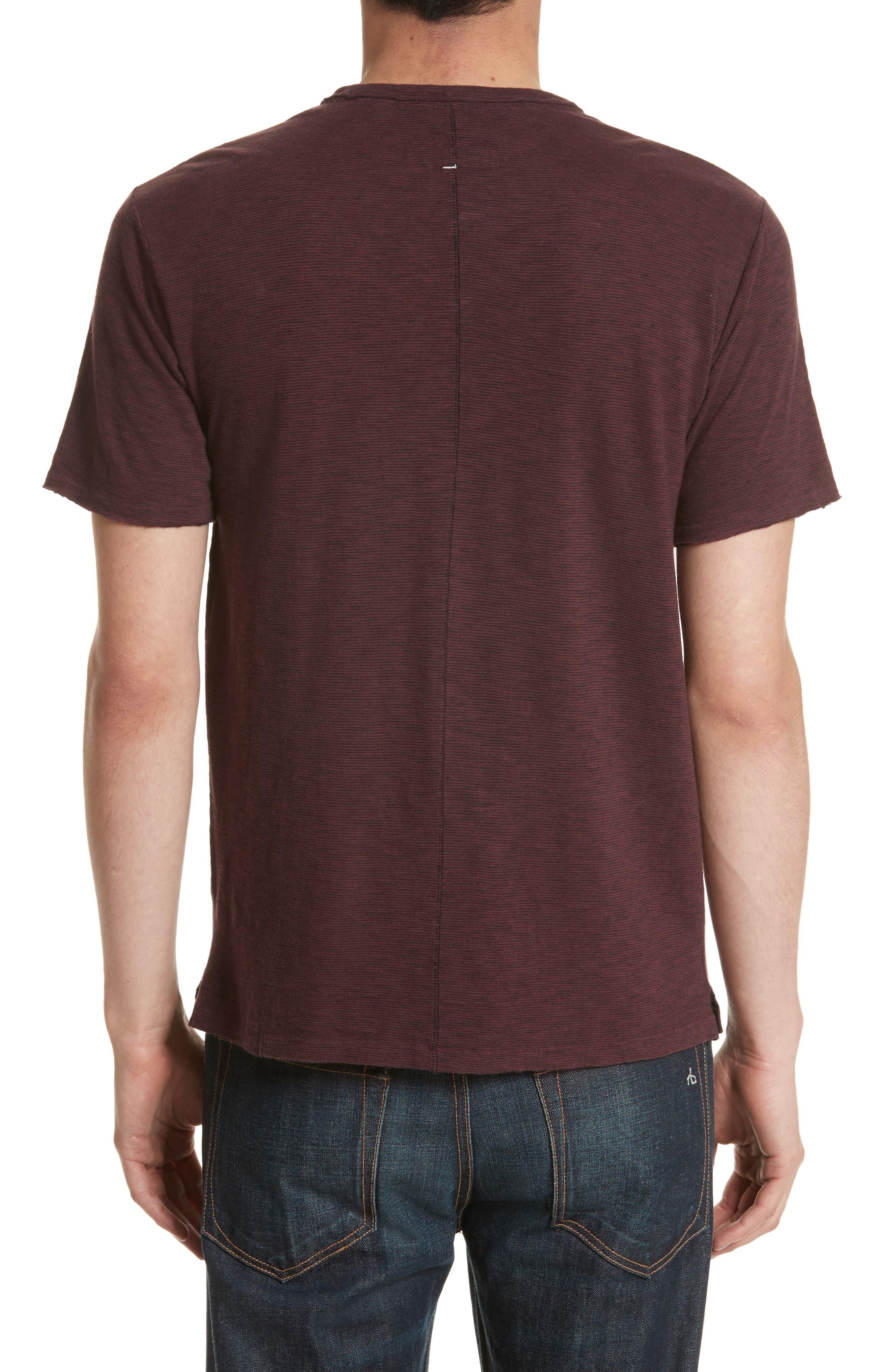 Alternate Image 2  - rag & bone Owen Pocket T-Shirt