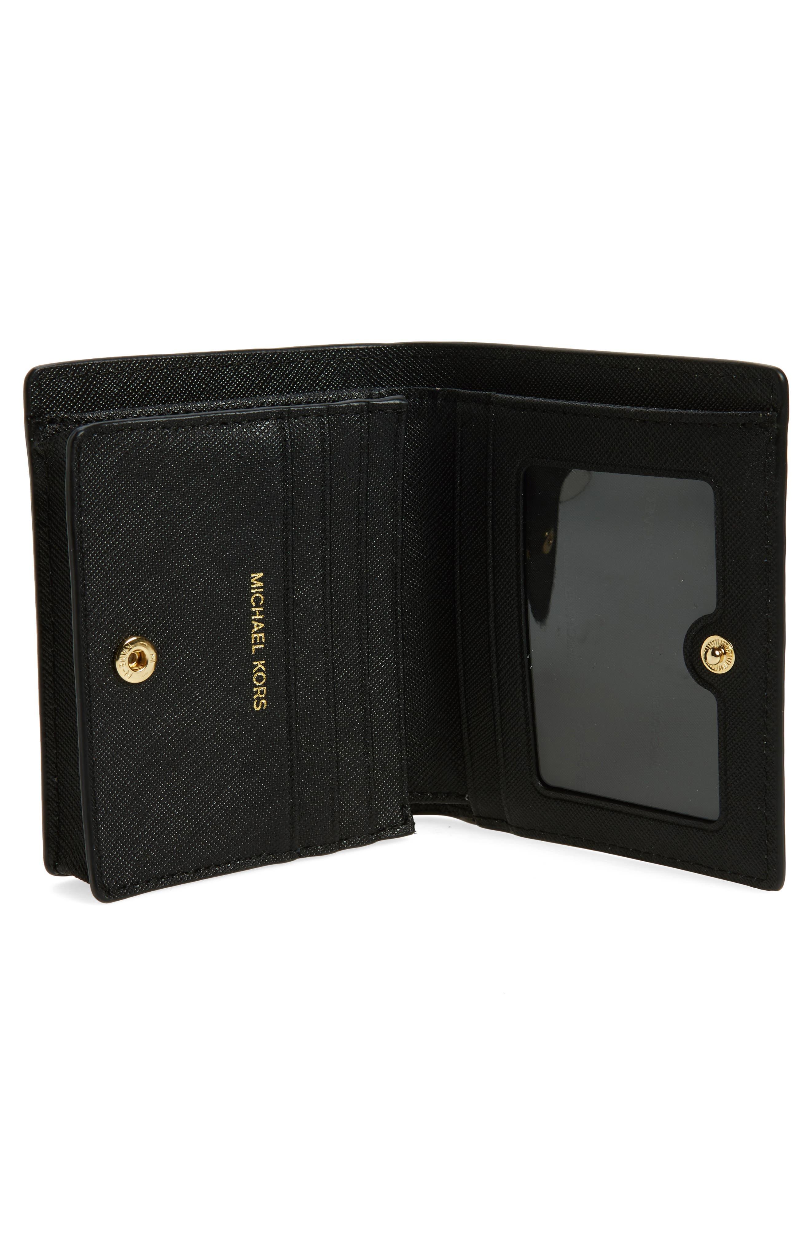 Alternate Image 2  - MICHAEL Michael Kors Mercer Leather RFID Card Holder