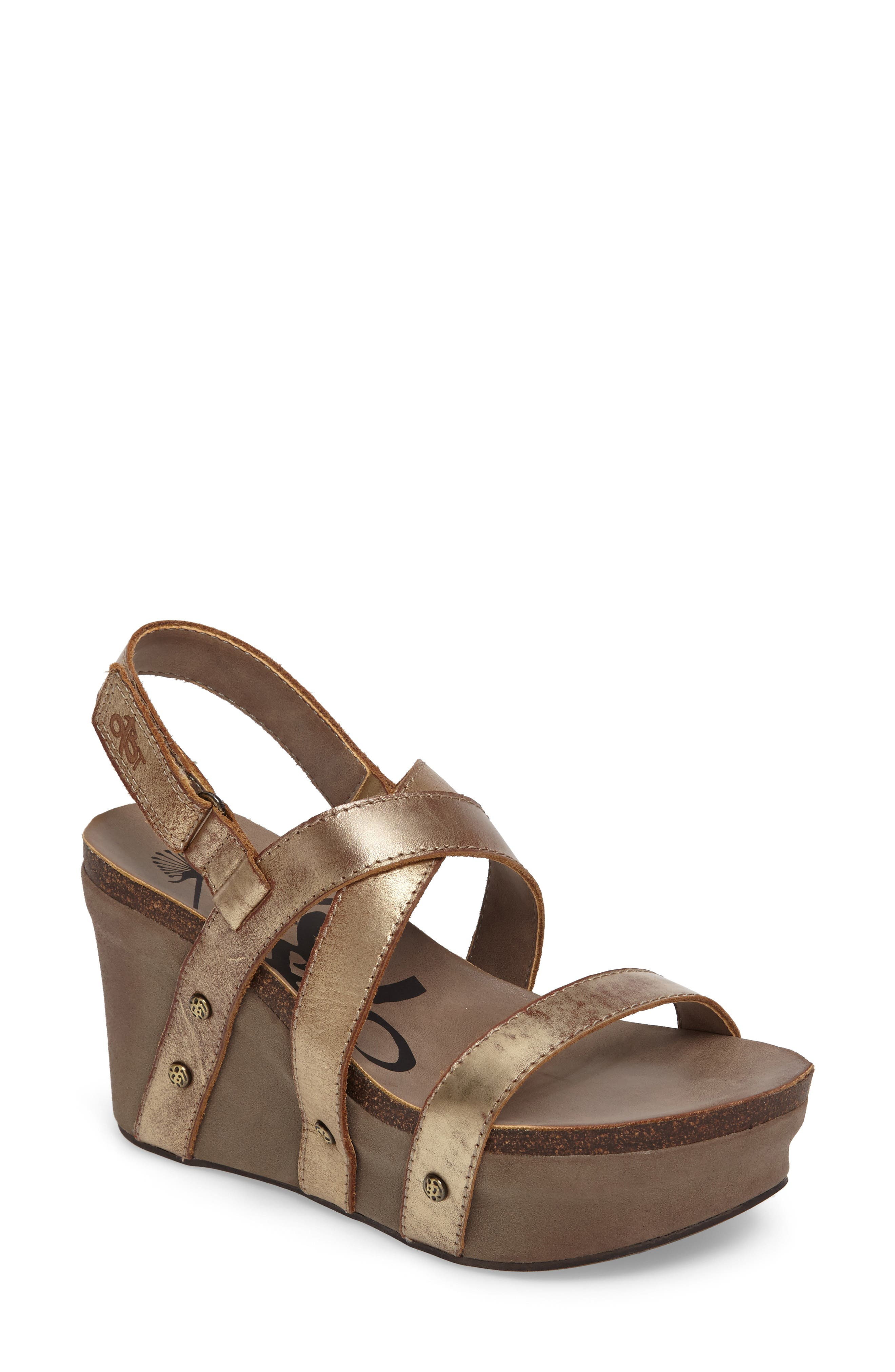 OTBT Sail Wedge Sandal (Women)