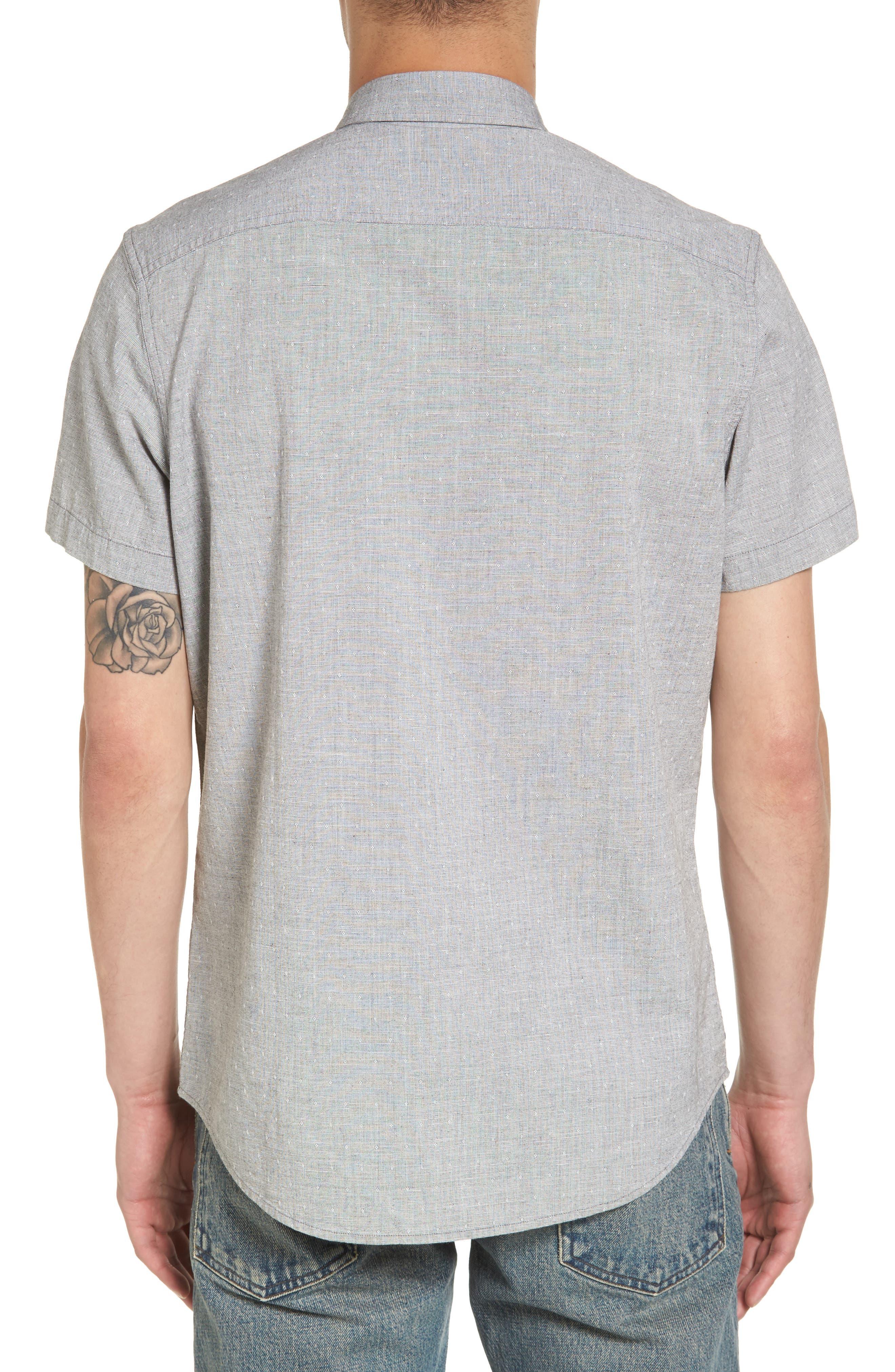 Alternate Image 2  - Treasure & Bond Woven Shirt
