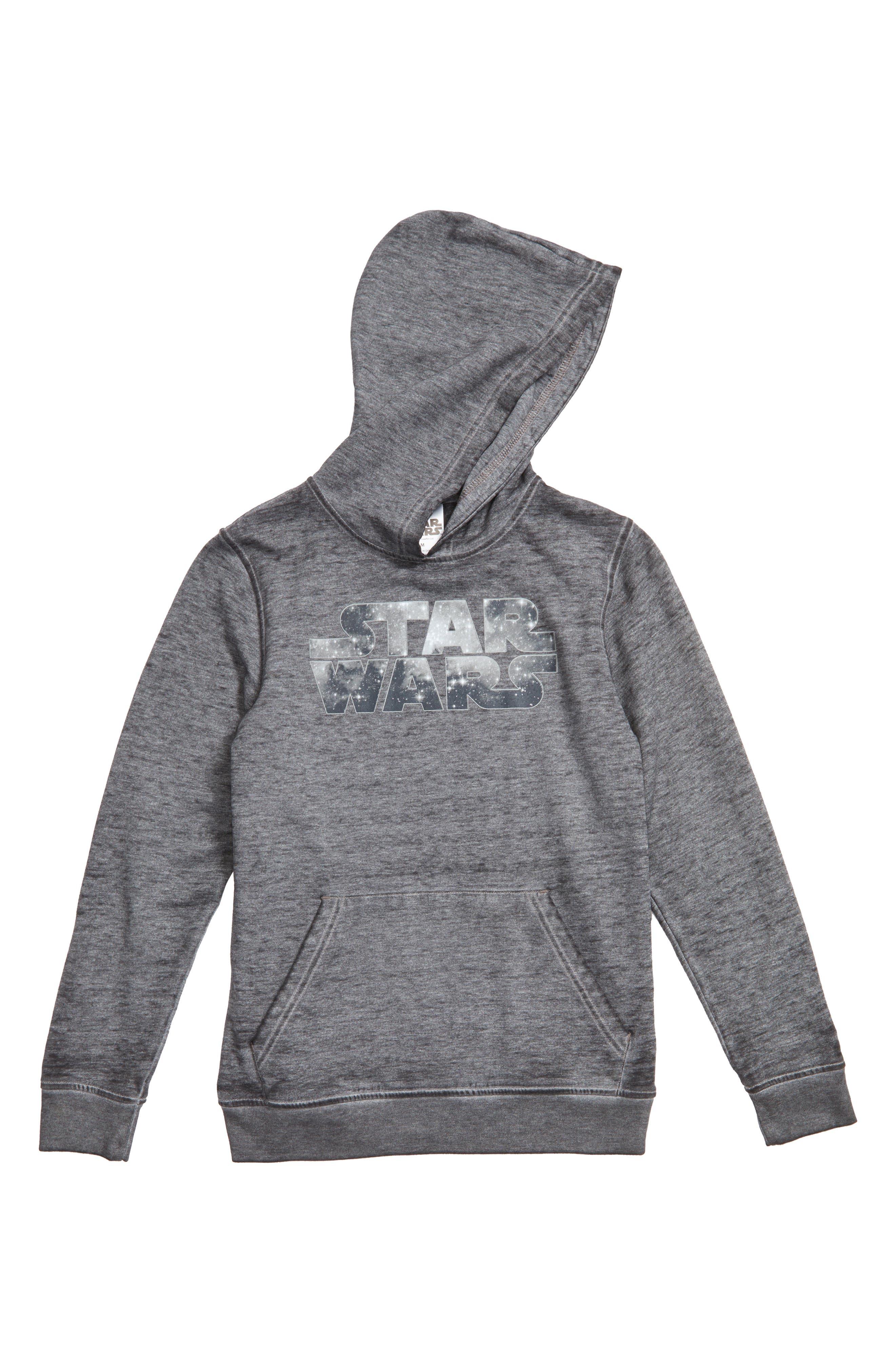 Jem Star Wars Burnout Hoodie (Toddler Boys, Little Boys & Big Boys)