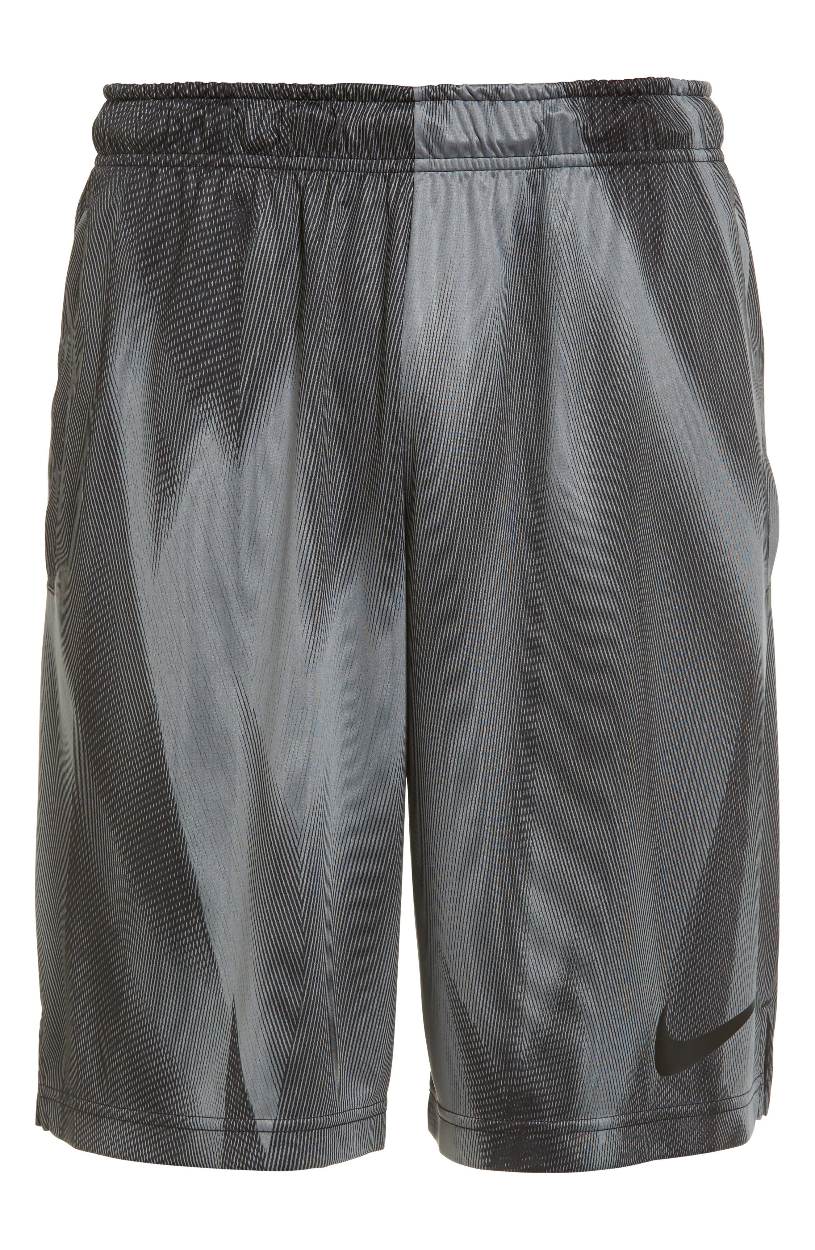 Dry Training Shorts,                             Alternate thumbnail 6, color,                             Black/ Black