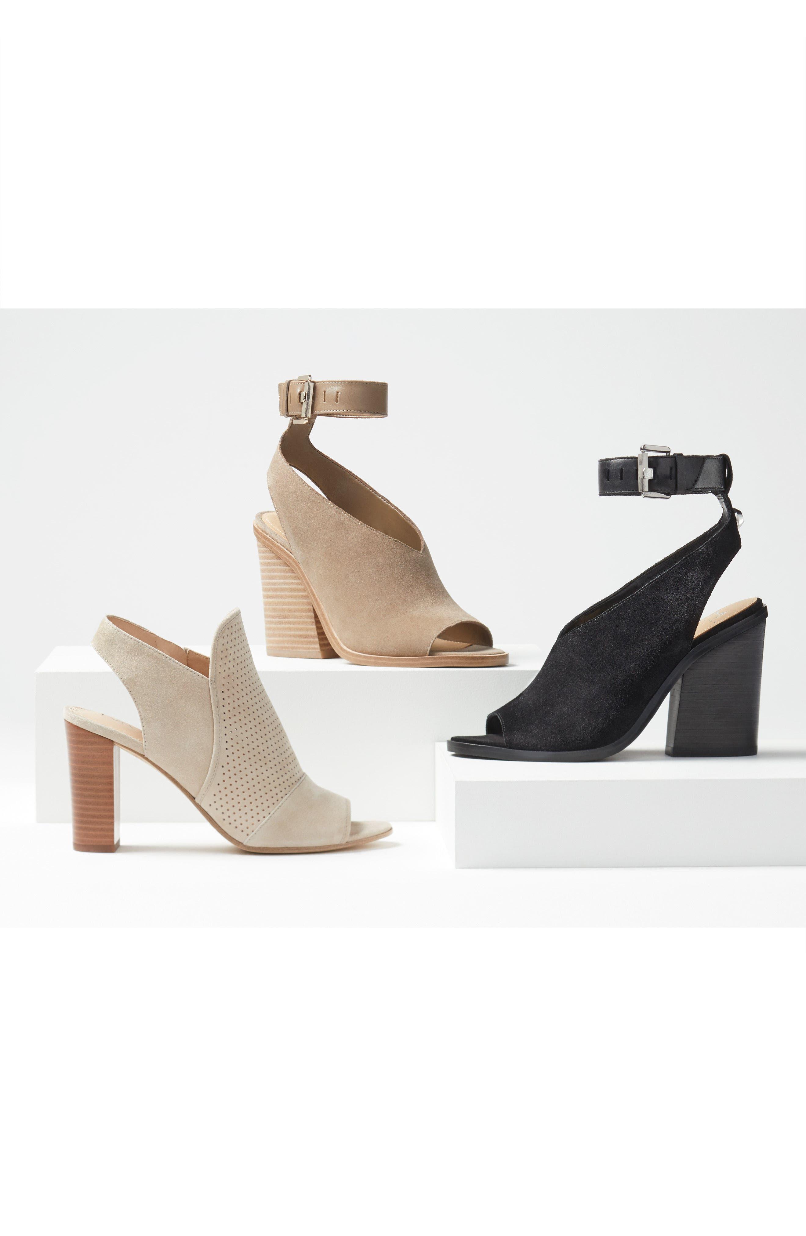 Alternate Image 7  - Via Spiga Gaze Block Heel Sandal (Women)