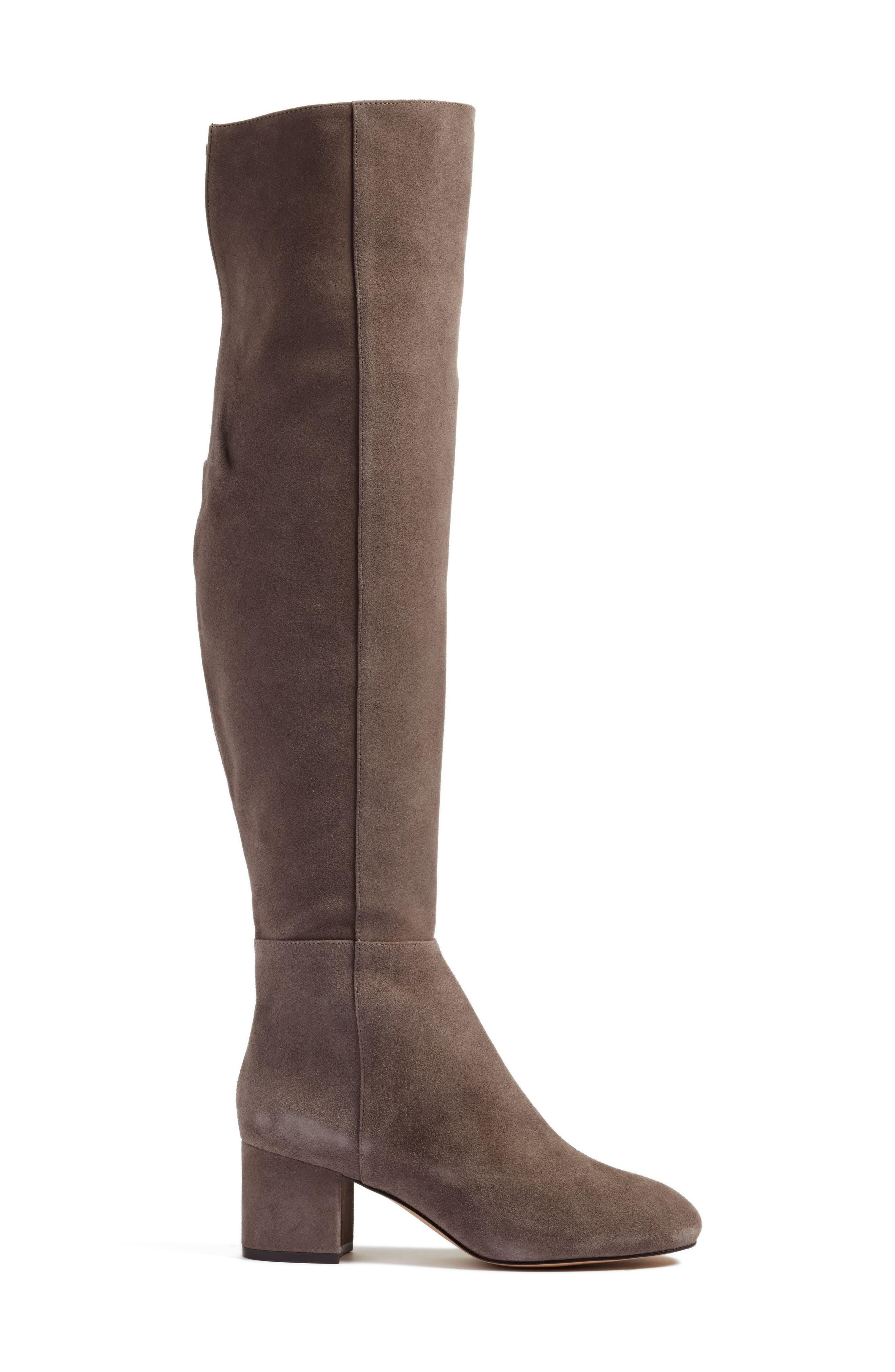 Alternate Image 3  - Halogen® Scarlett Over the Knee Boot (Women)