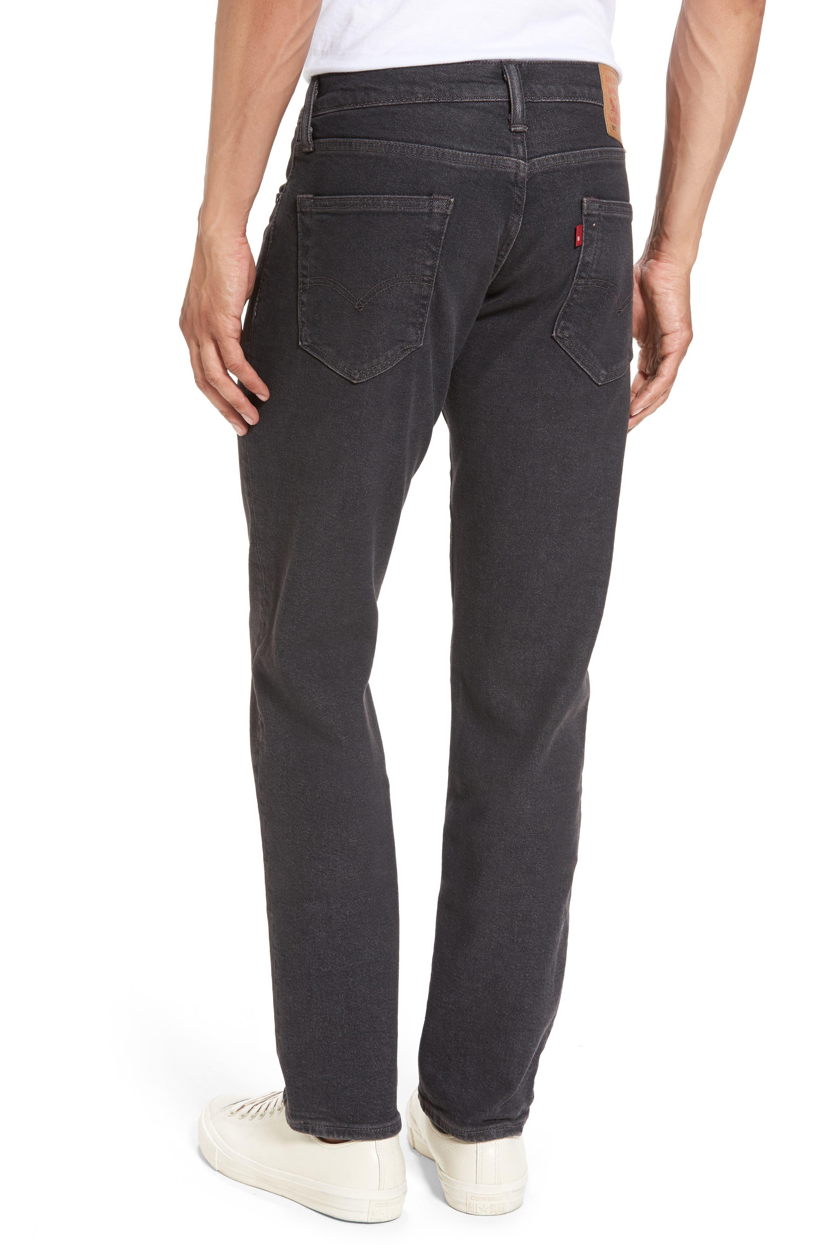 Alternate Image 2  - Levi's® 511™ Slim Fit Jeans (Lorimer)