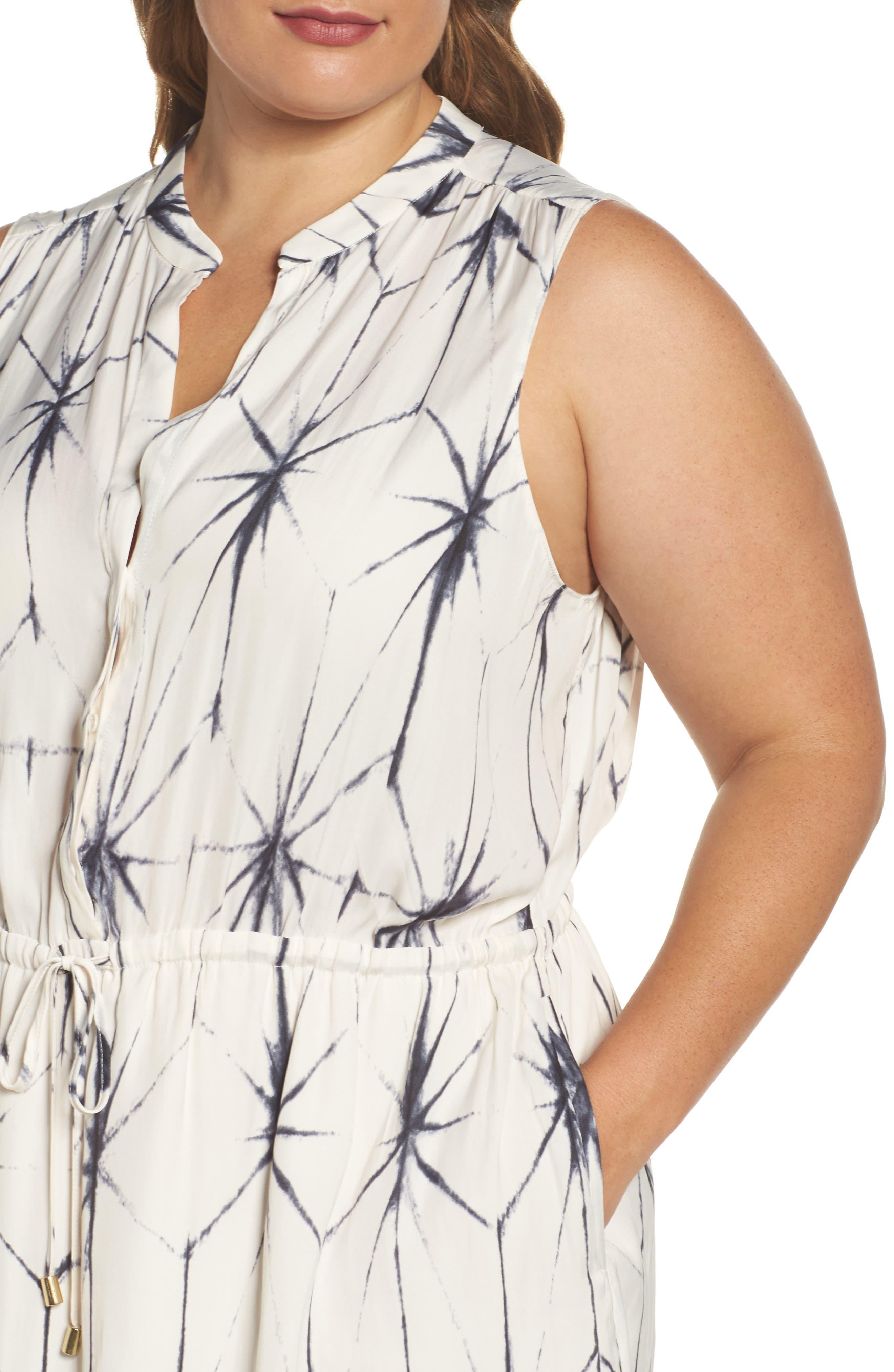Alternate Image 4  - Tart Calla Blouson Dress (Plus Size)