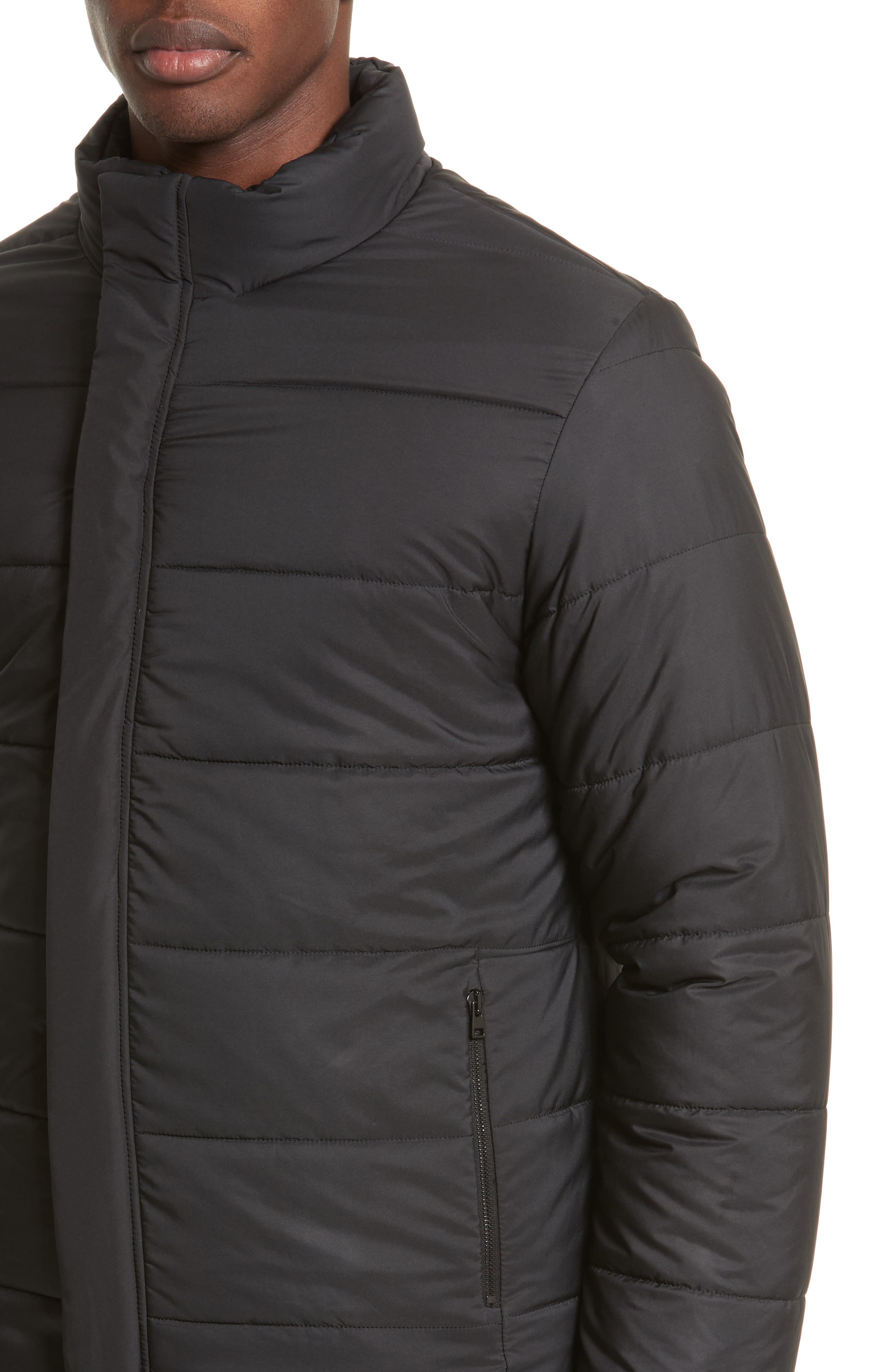 Alternate Image 4  - A.P.C. Quilted Creek Jacket