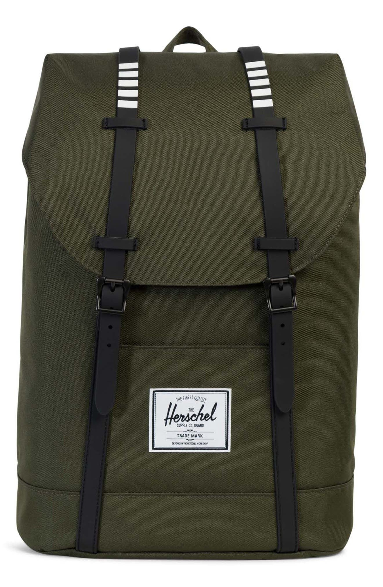 Alternate Image 1 Selected - Herschel Supply Co. Retreat Backpack