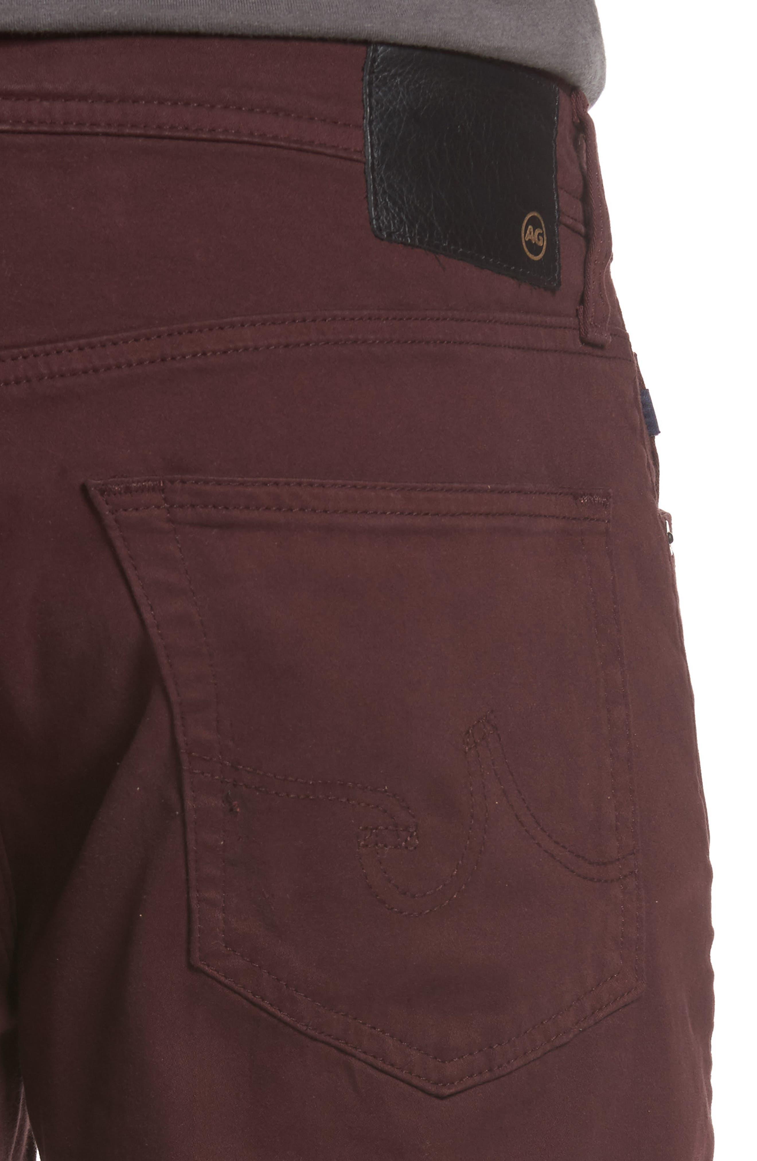 Alternate Image 4  - AG Everett SUD Slim Straight Fit Pants