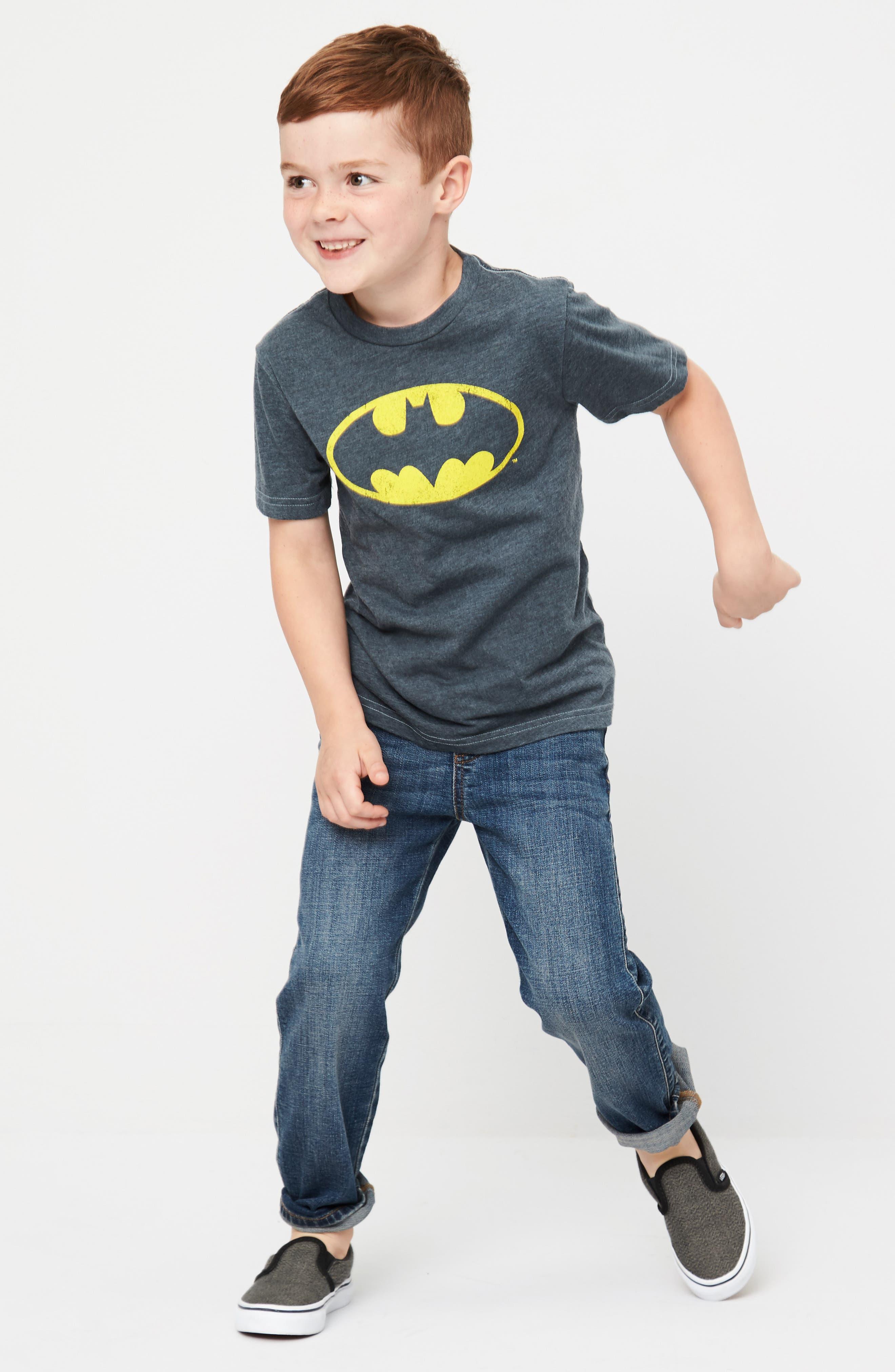 Alternate Image 4  - Tucker + Tate Straight Leg Jeans (Toddler Boys & Little Boys)